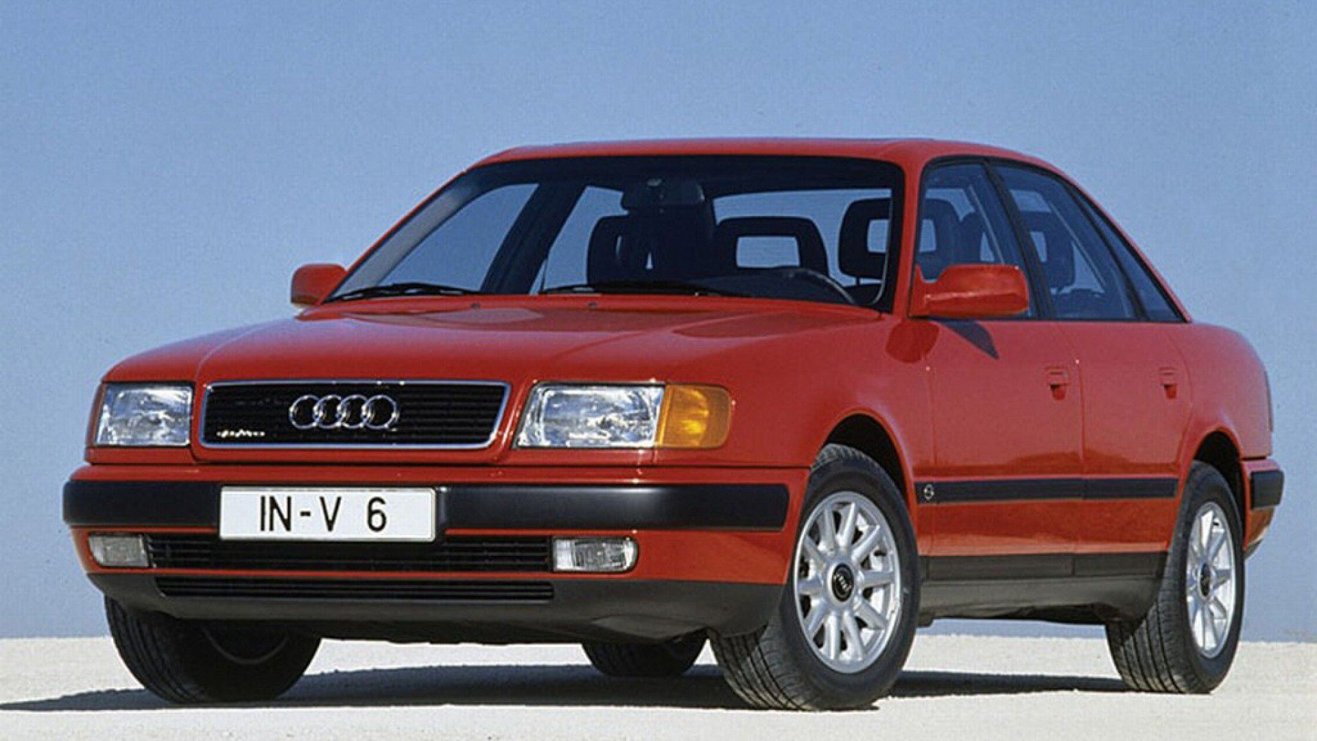 Audi 100 (1982 to 1990)