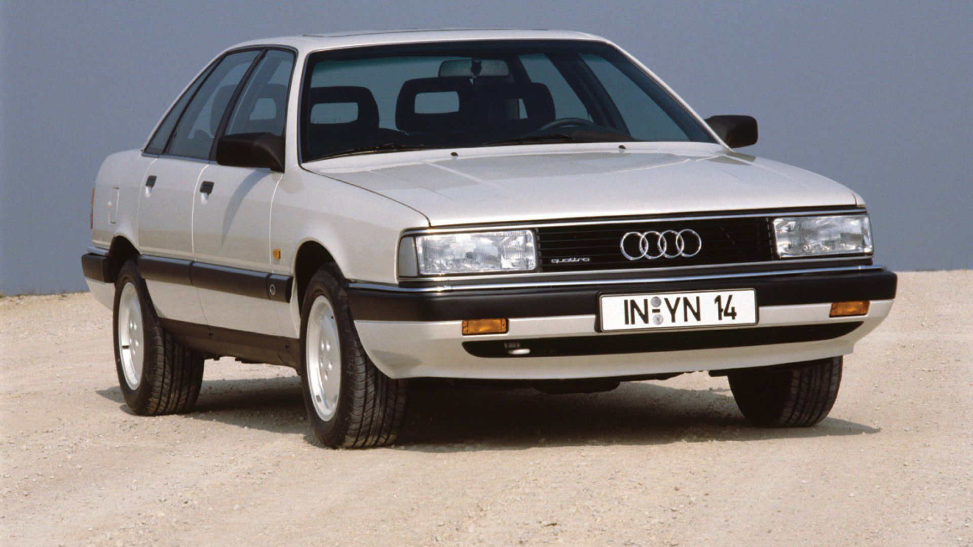 Audi 200 5T (1979 to 1984)