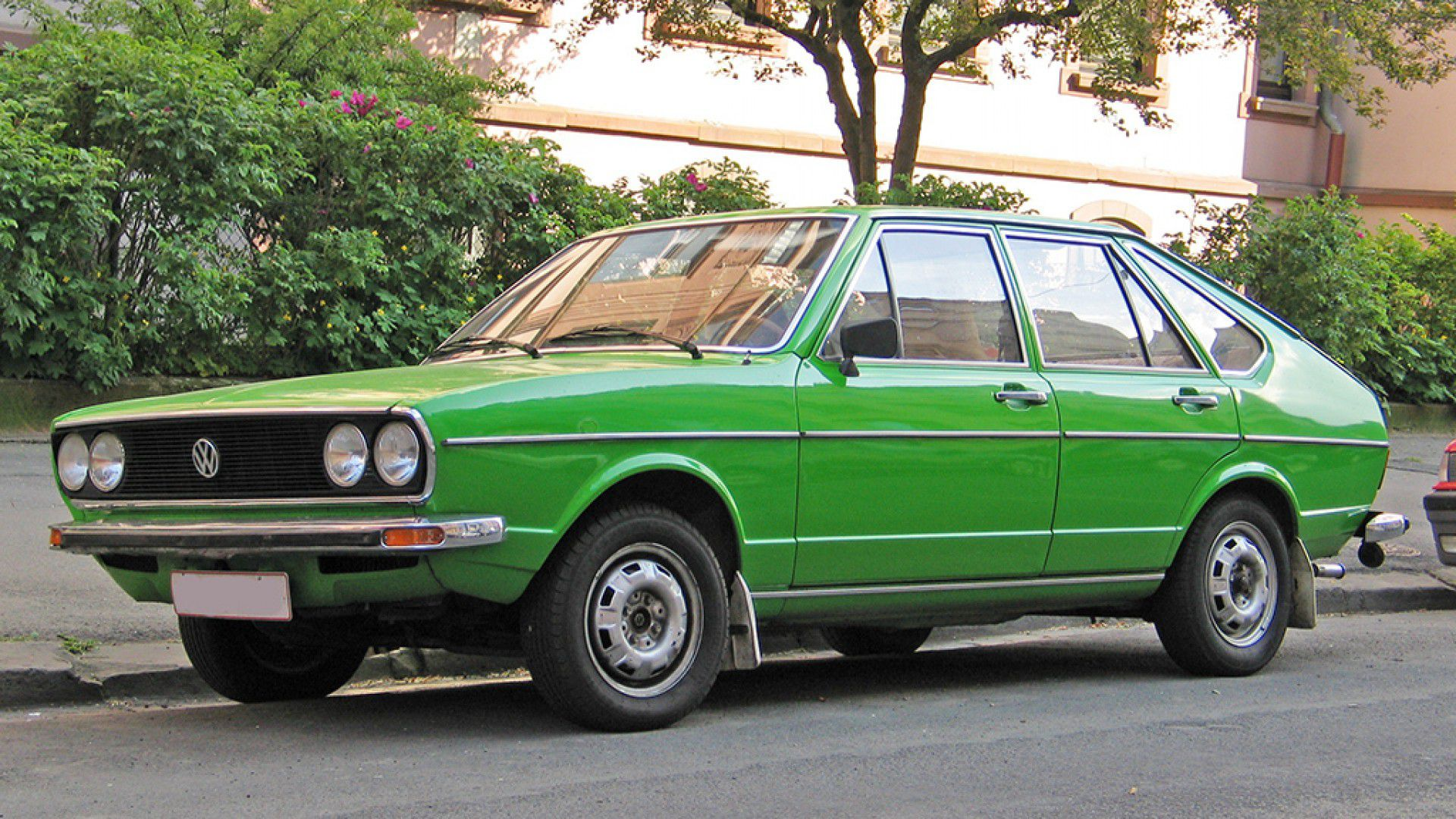 Audi 50 (1974 to 1978)