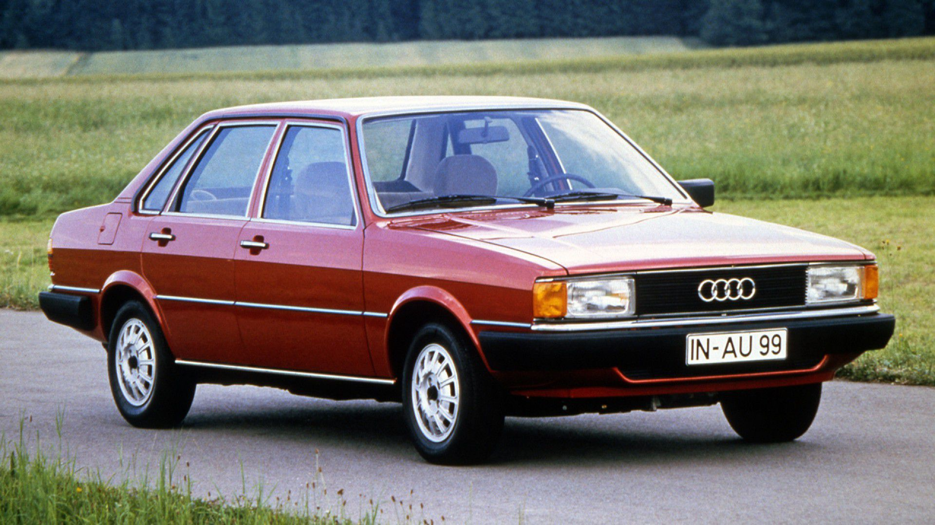 Audi 80 (1978 to 1986)