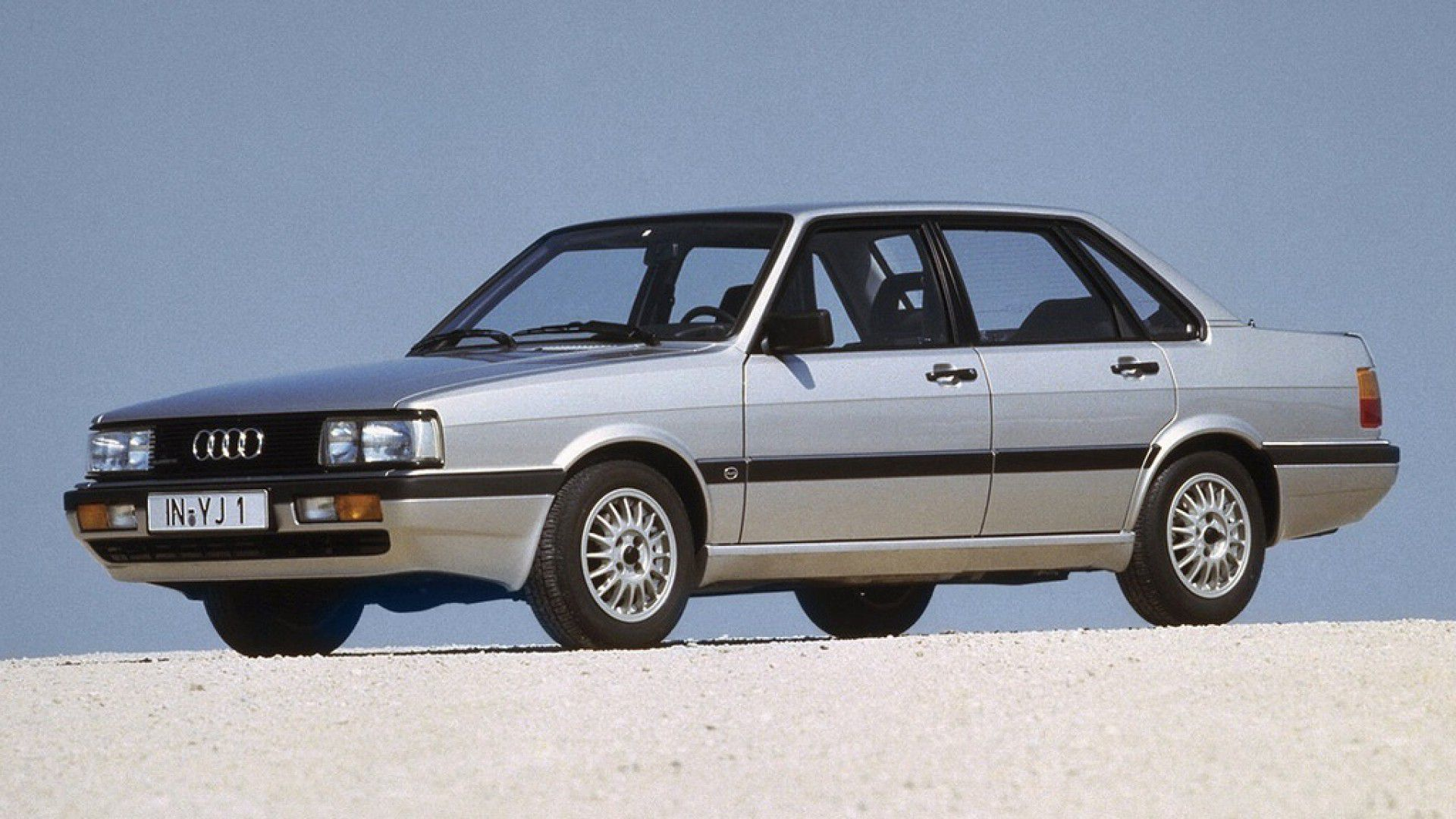 Audi 90 (1984 to 1987)