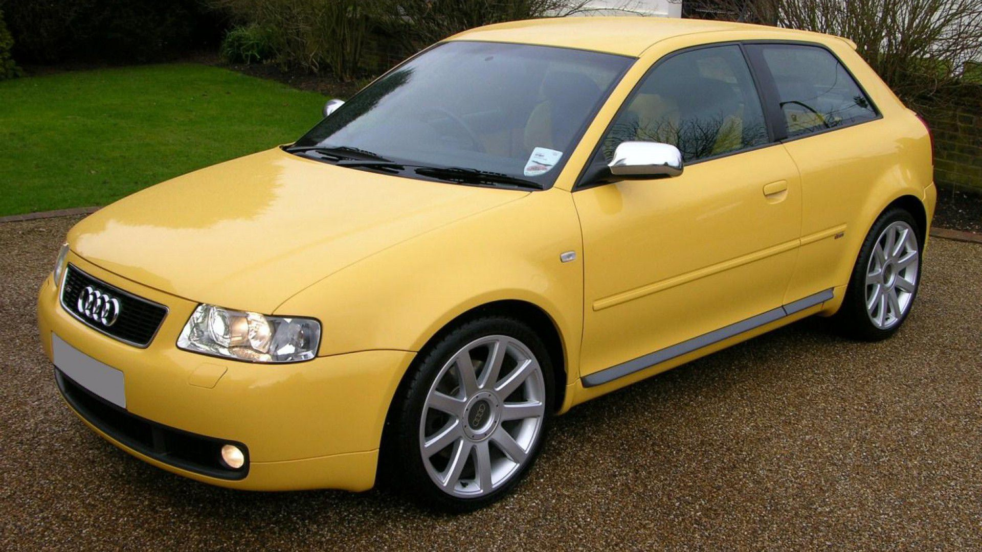 Audi A3 (1996 to 2003)