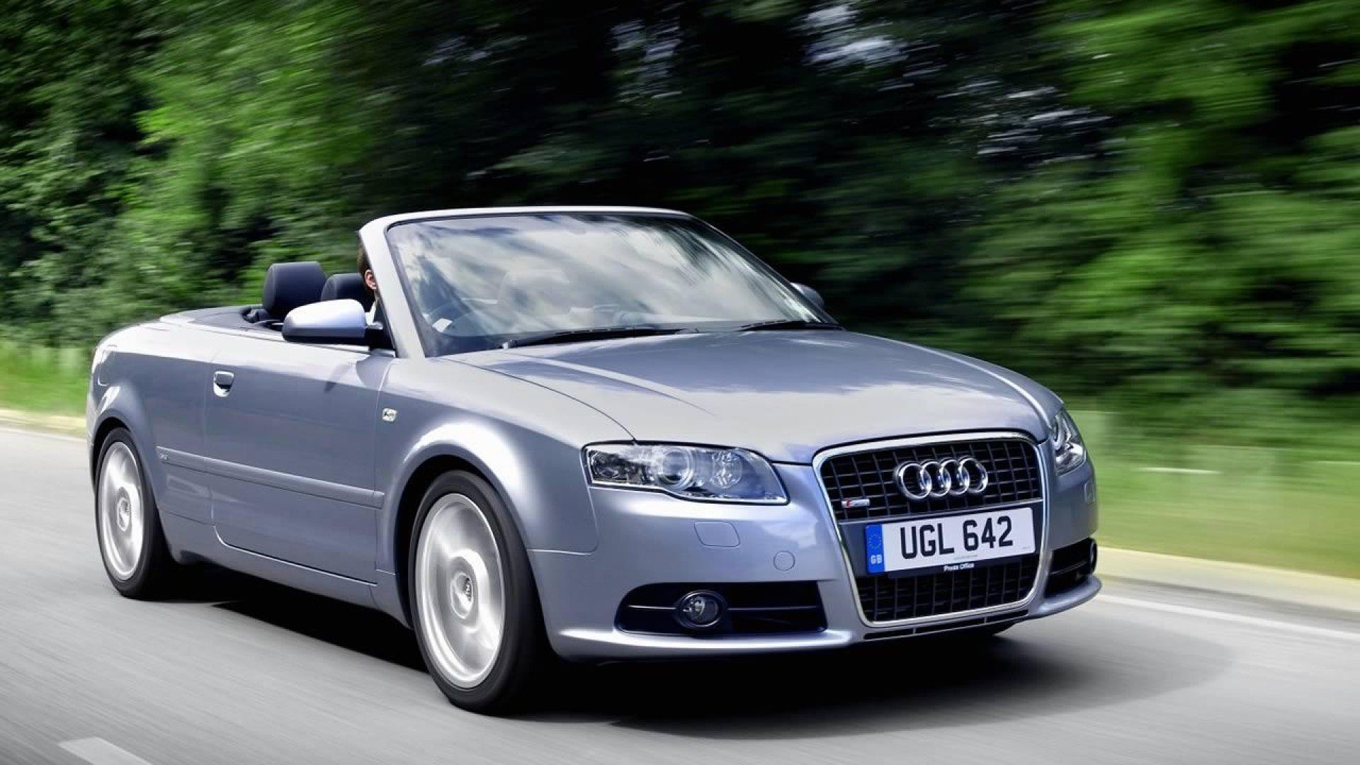Audi A4 (2001 to 2007)