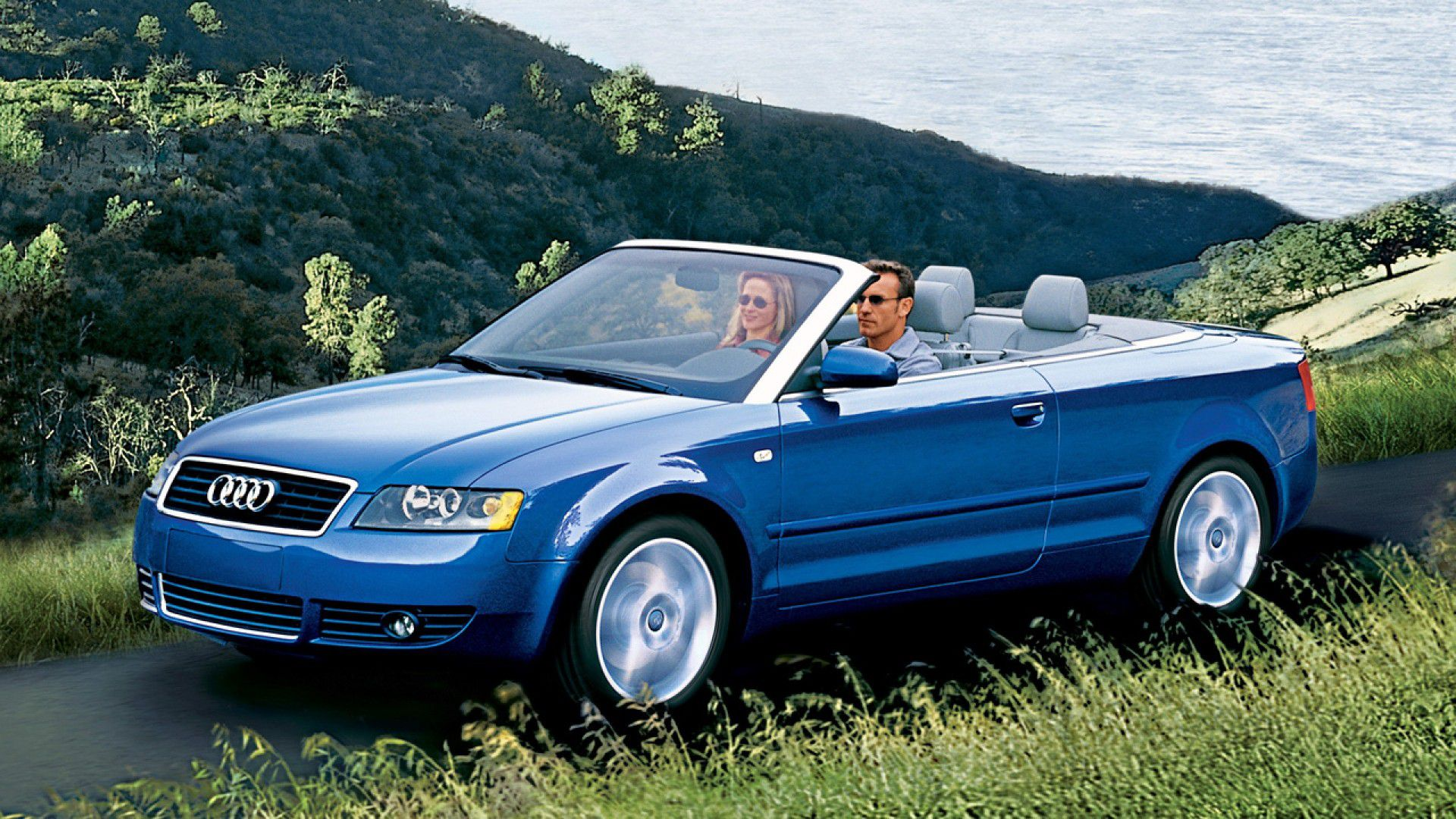 Audi A4 Cabriolet (2001 to 2005)