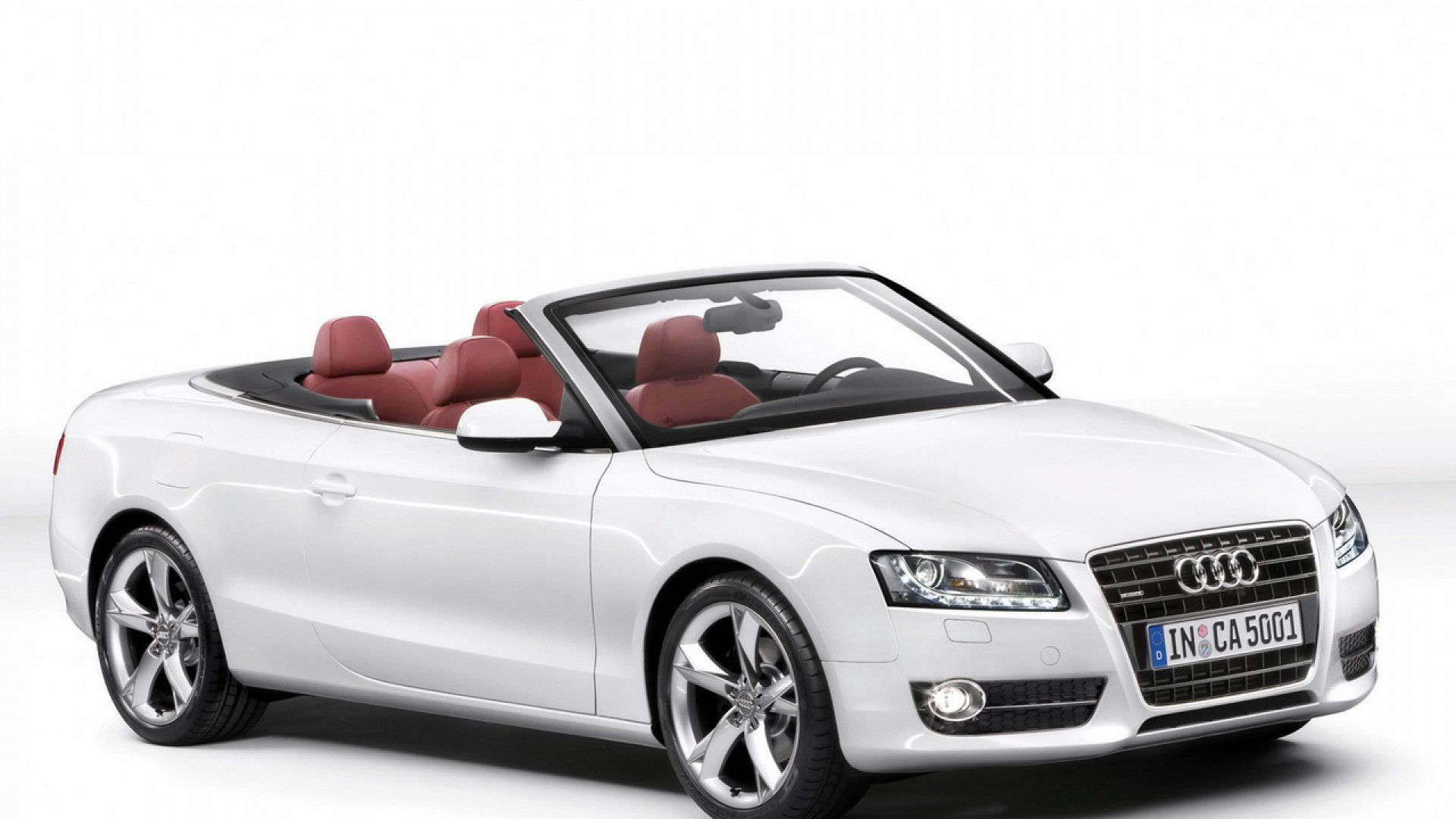 Audi A4 Cabriolet (2005 to 2009)