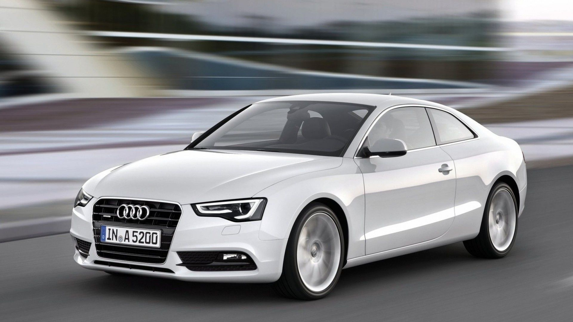 Audi A5 (2007 to Present)