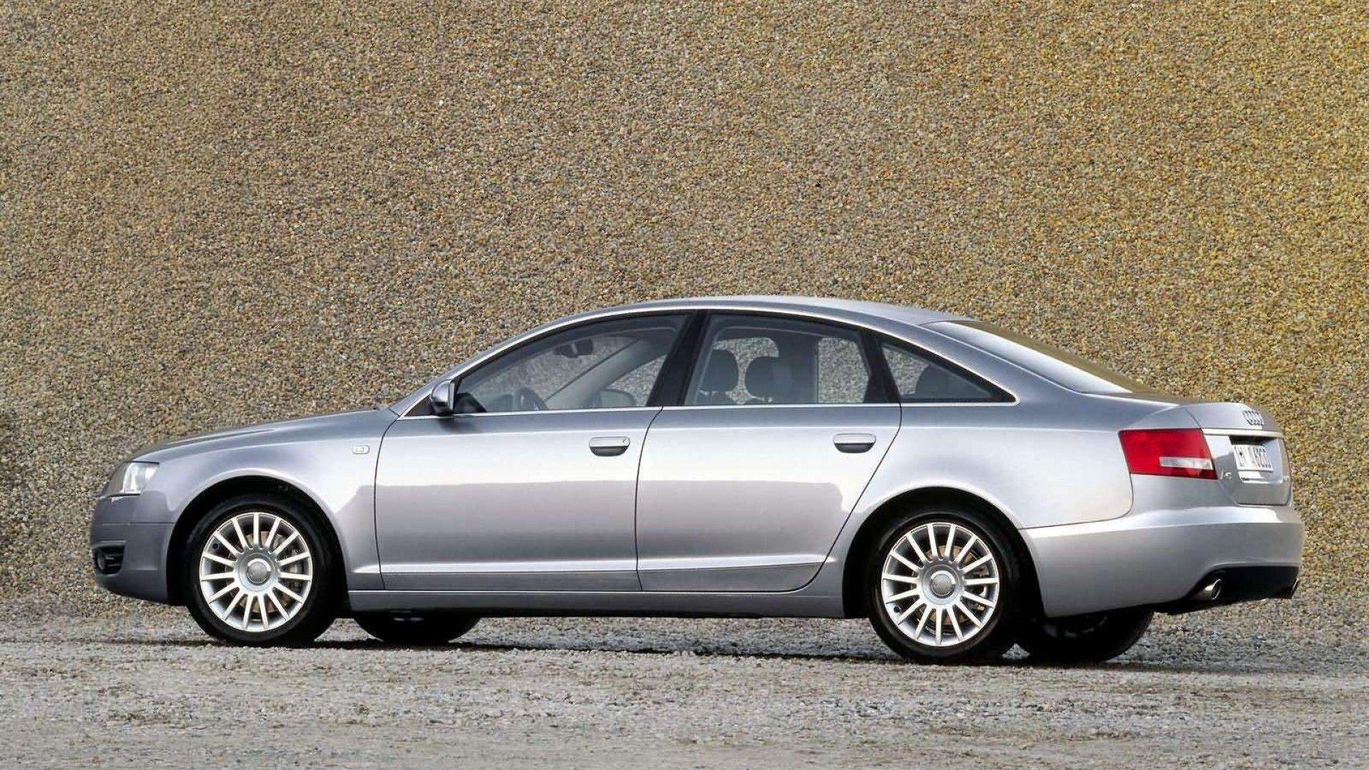 Audi A6 (2004 to 2008)