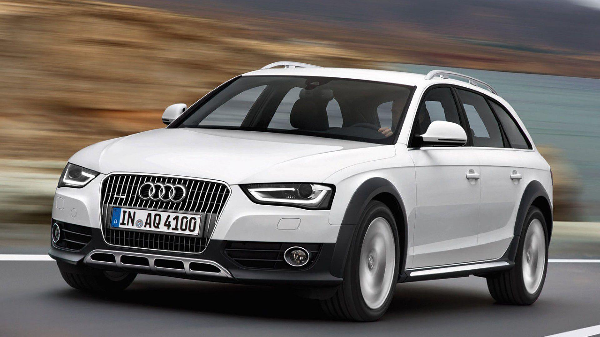 Audi A6 Allroad quattro (2005 to Present)