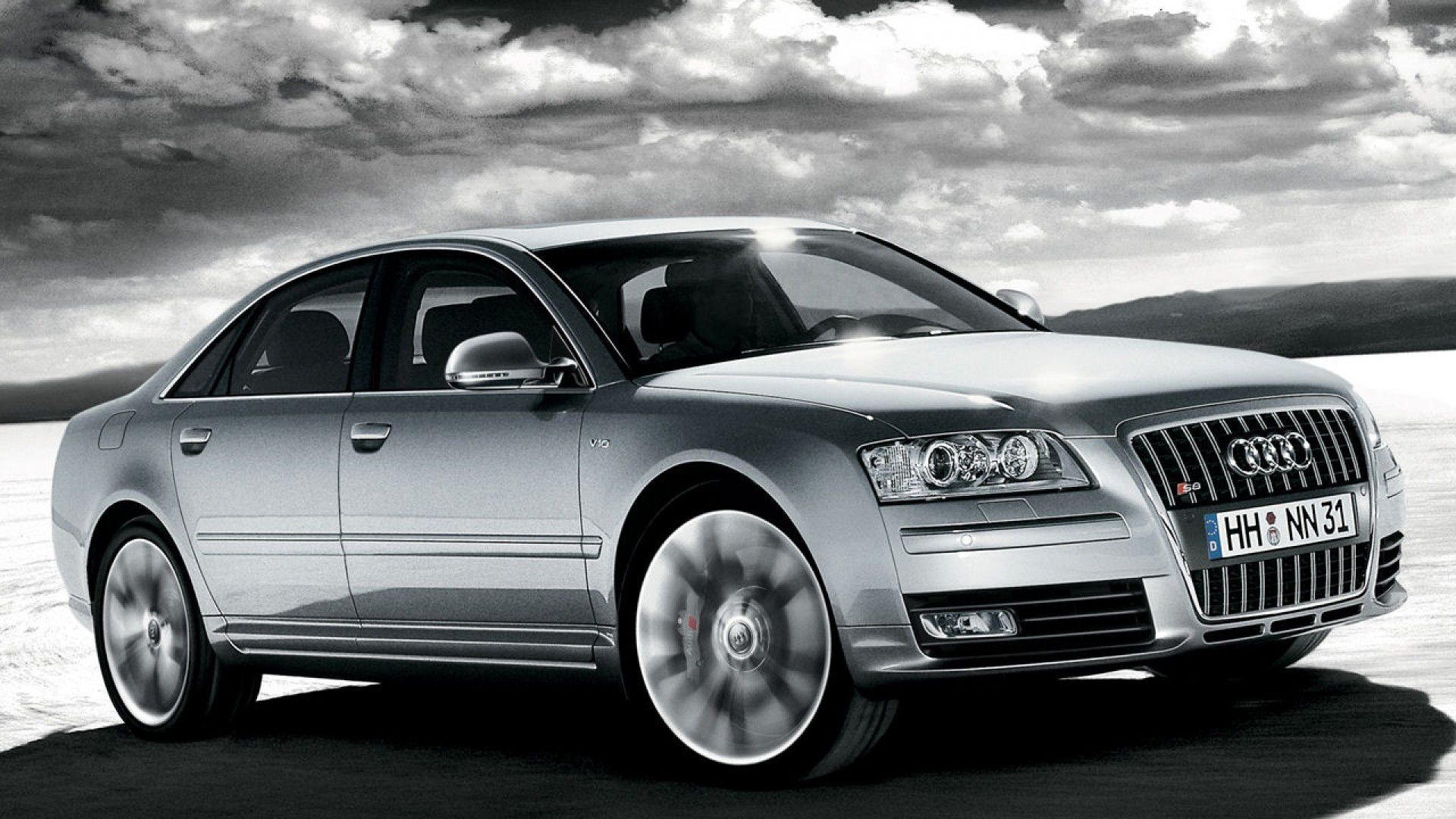 Audi A8 (2003 to 2010)
