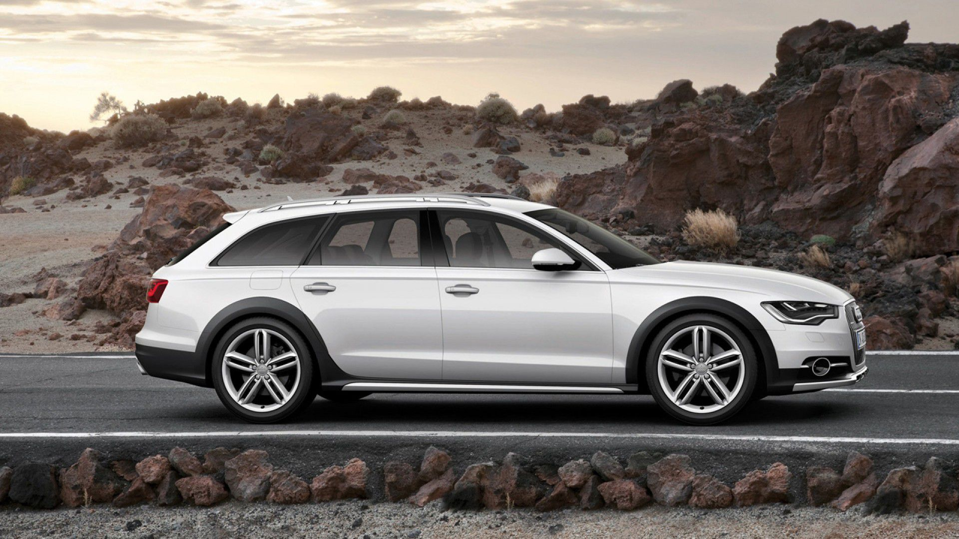 Audi Of Austin >> Audi Allroad quattro (2000 to 2005) » Definitive List - Cars