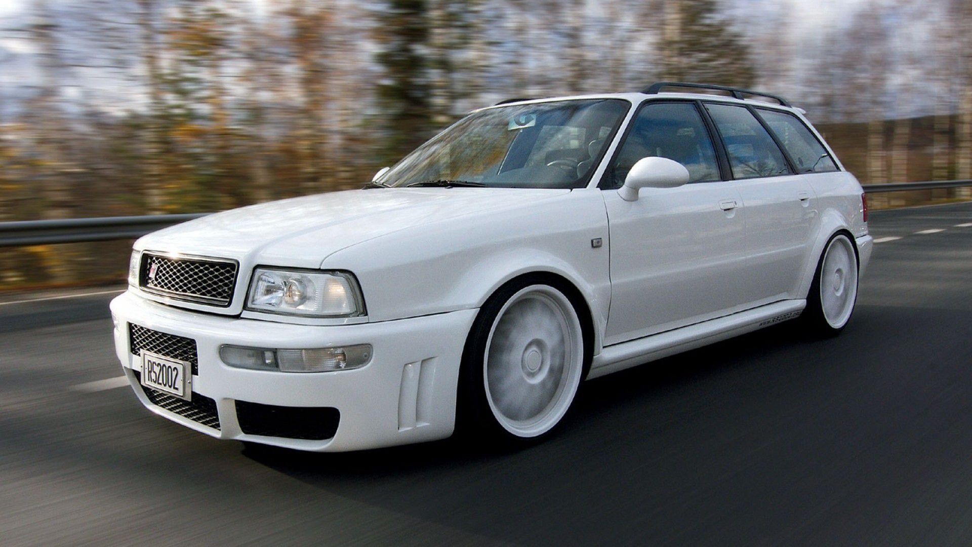 Audi Avant RS 2 (1993 to 1994)