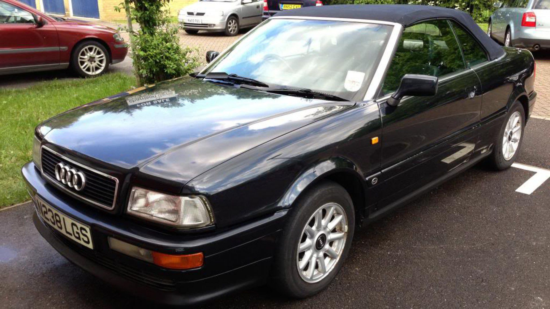 Audi Cabriolet (1990 to 2000)