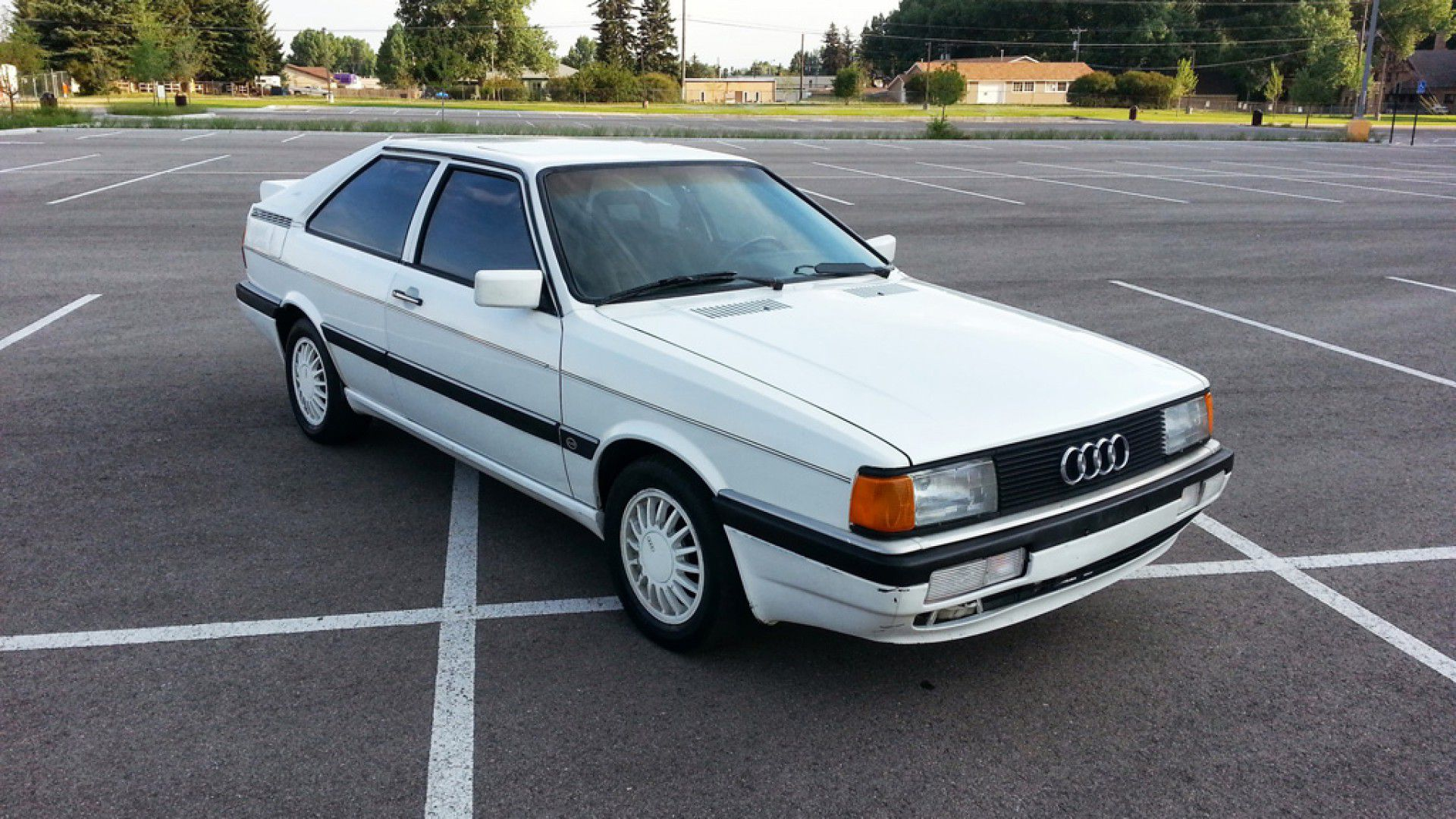 Audi Coupe (1988 to 1995)
