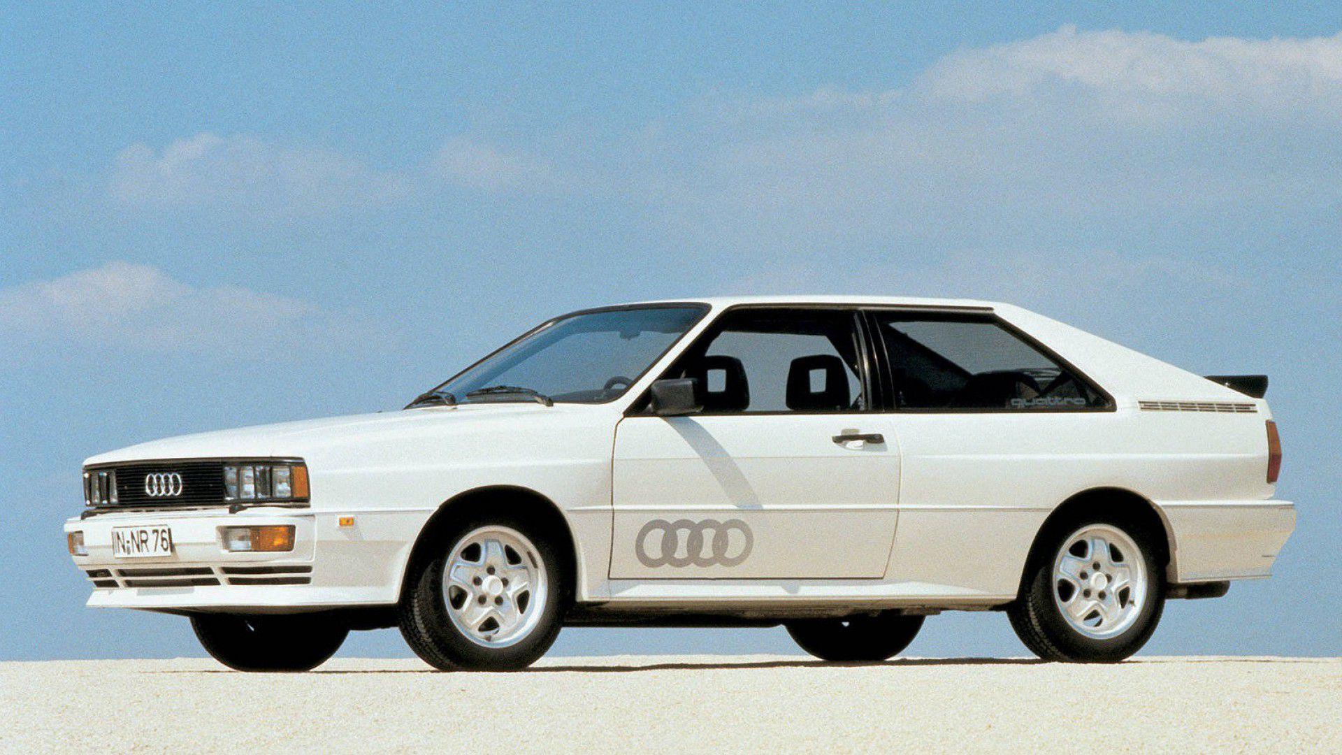 Audi Quattro (1980 to 1991)