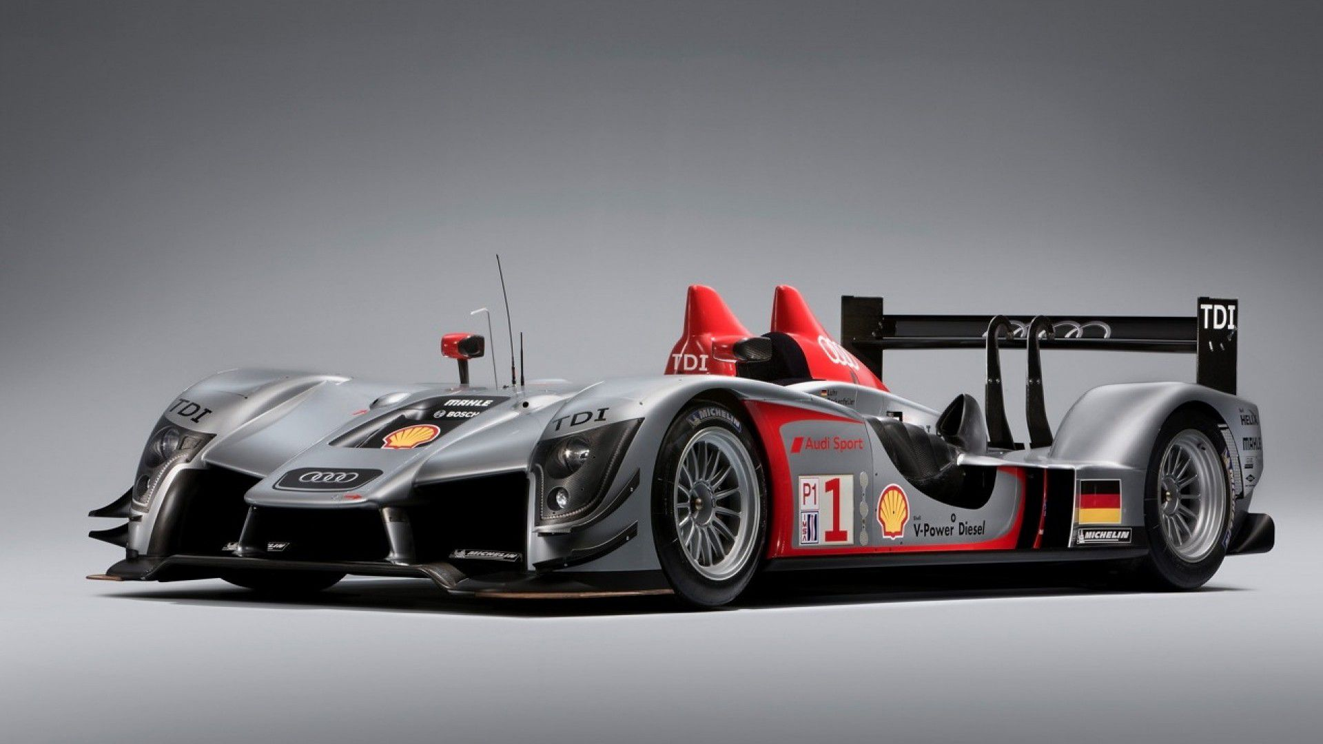 Audi R10 TDI (Le Mans Prototype)
