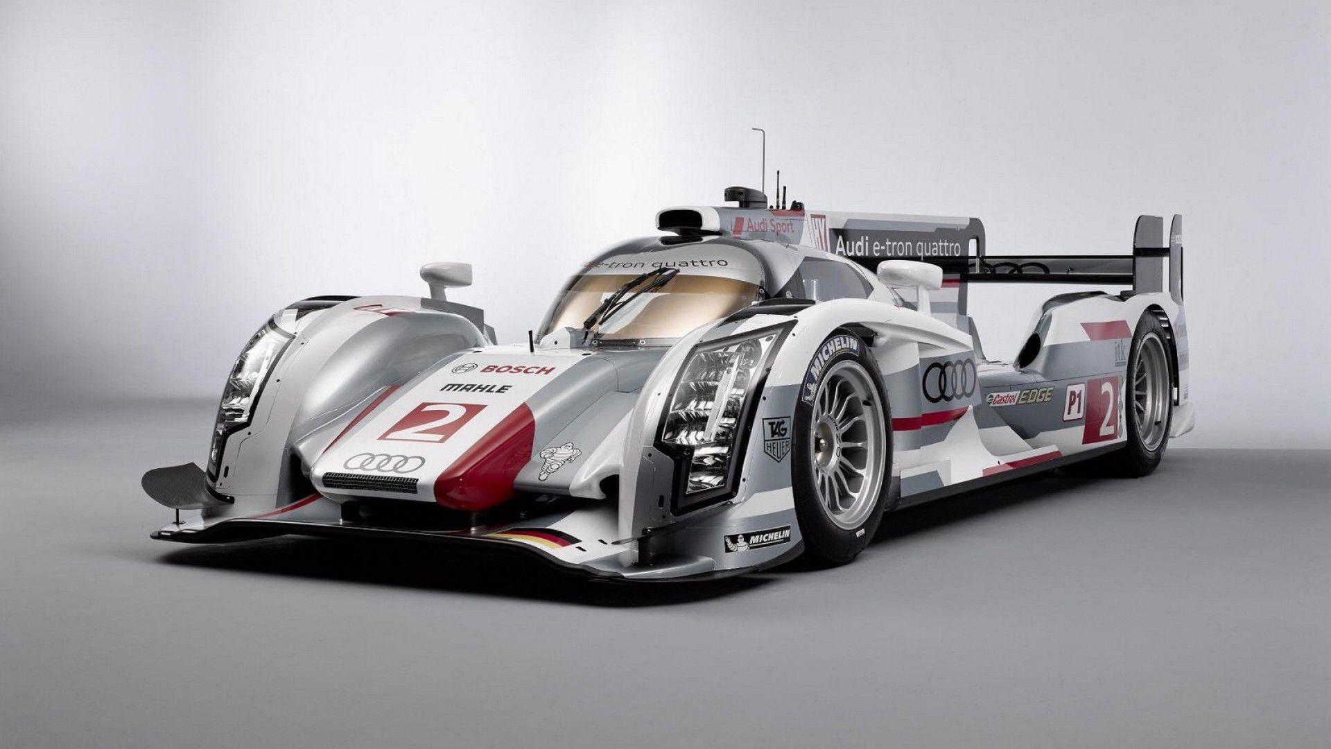 Audi R18 TDI (Le Mans Prototype)
