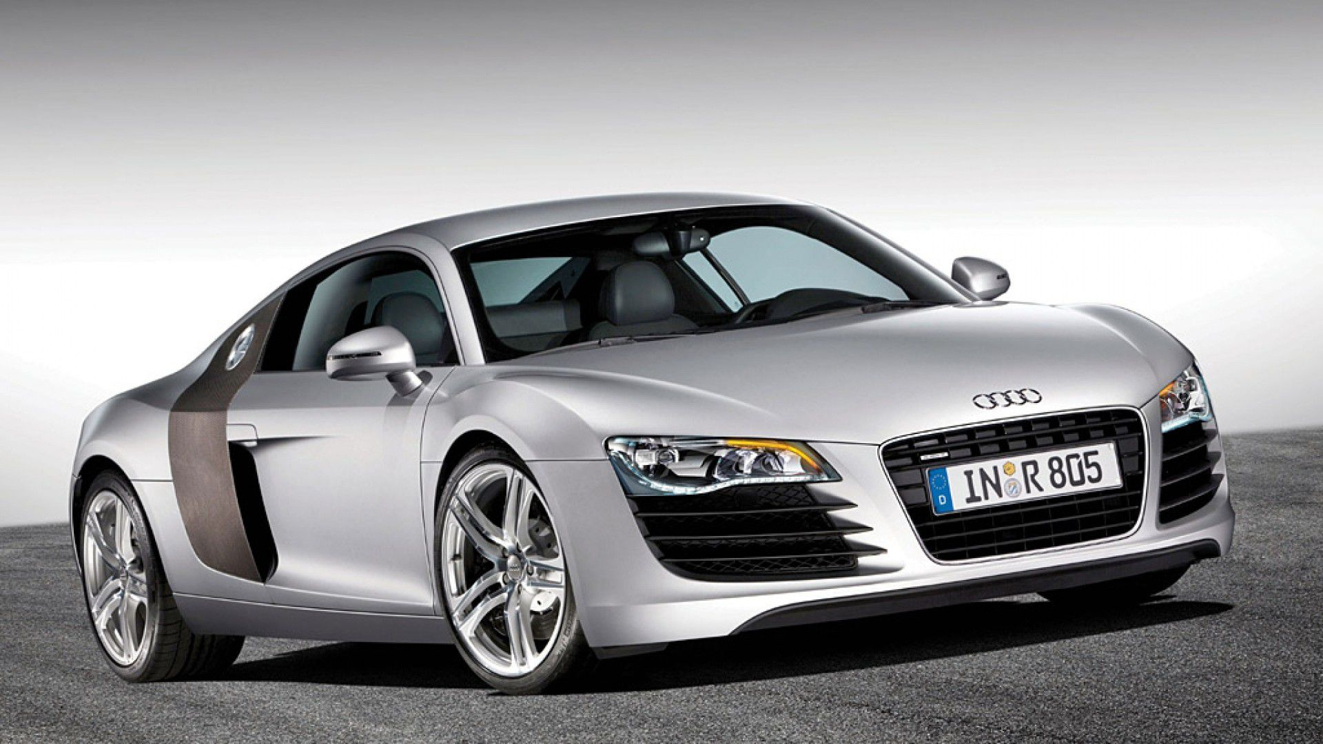 Audi R8 (2007 to Present)