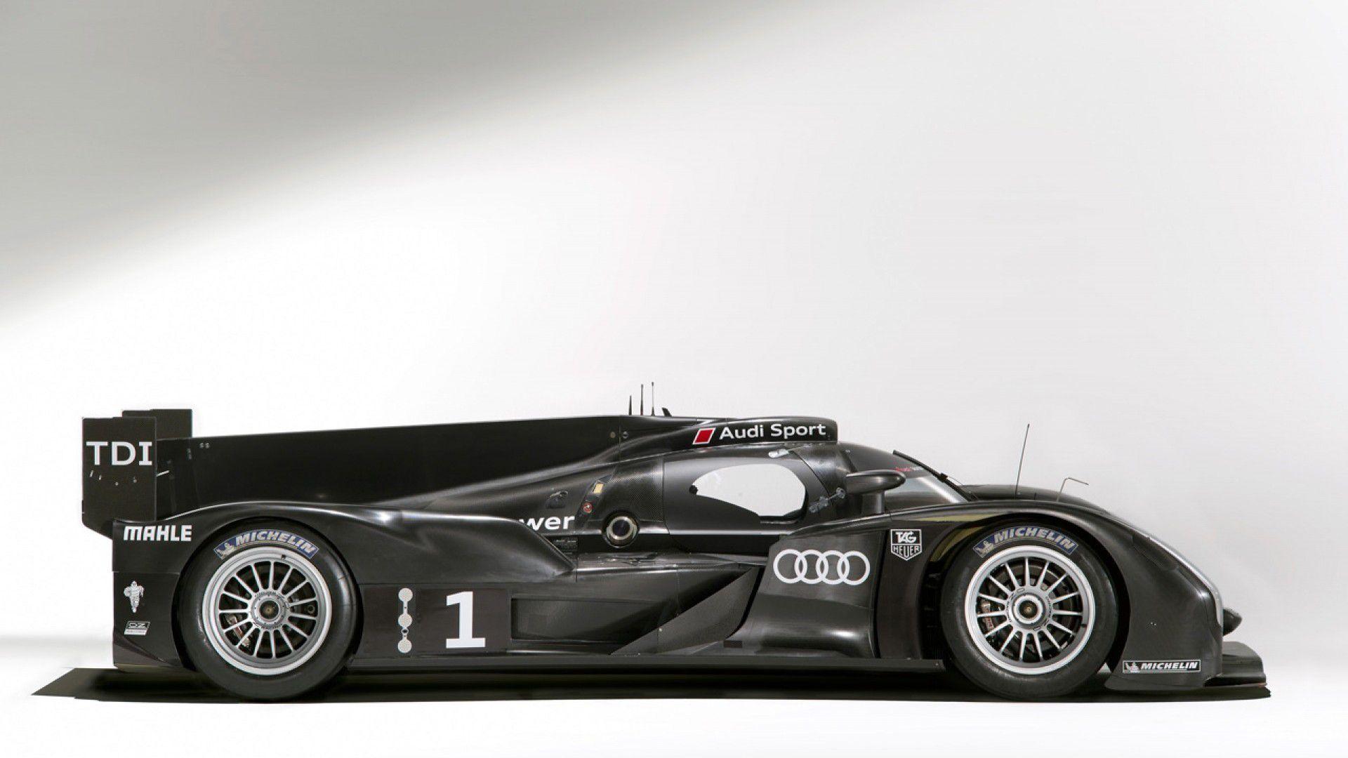 Audi R8C (Le Mans Prototype)