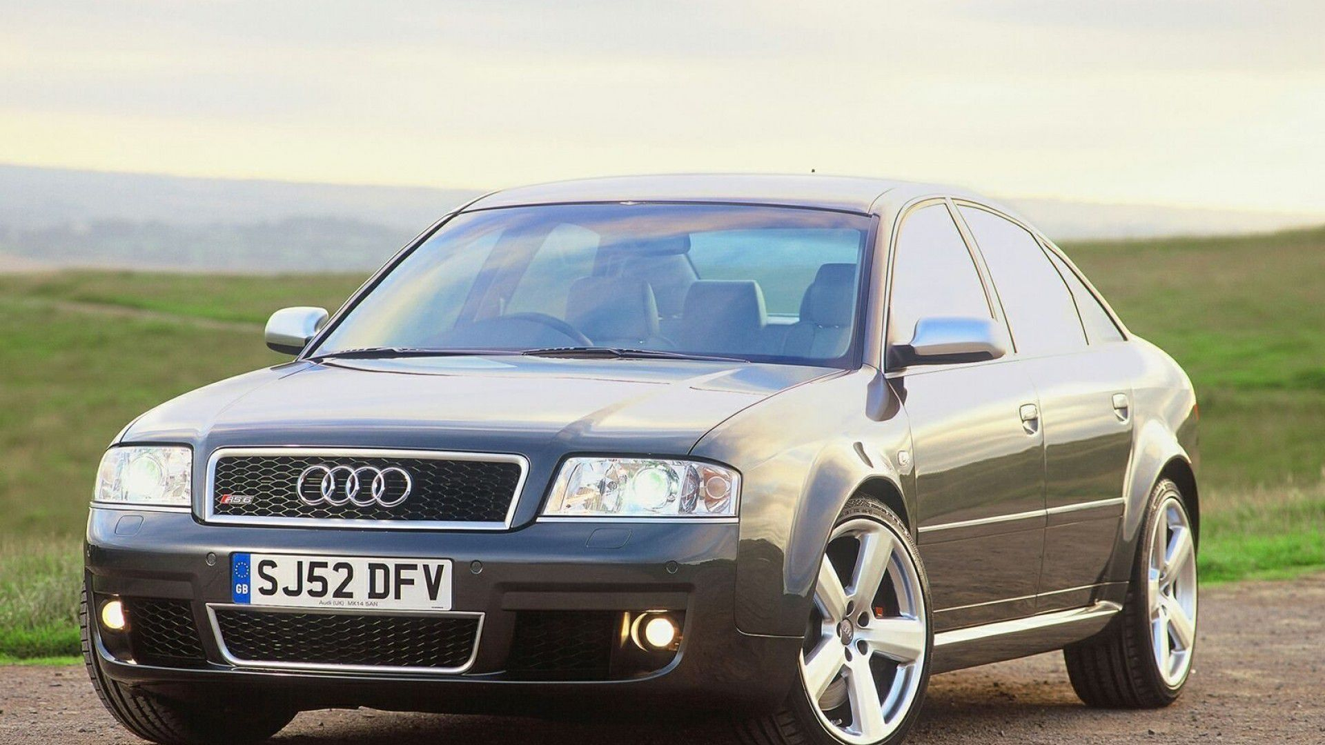 Audi RS 6 (2002 to 2004)