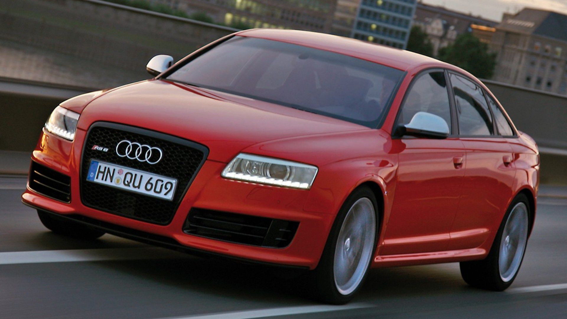 Audi RS 6 V10 (2007 to Present)