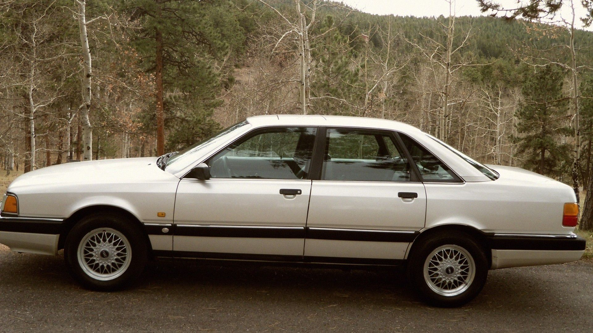 Audi S4 (1991 to 1994)