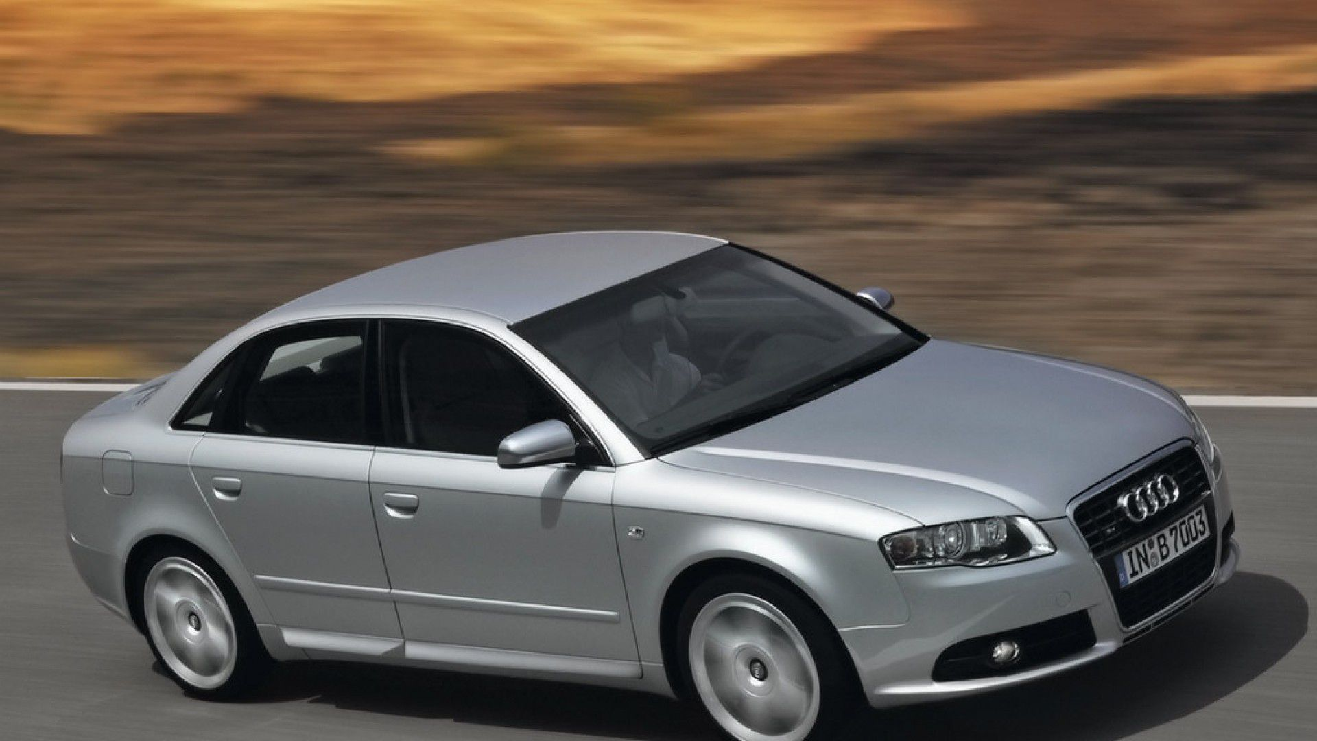 Audi S4 (2002 to 2005)
