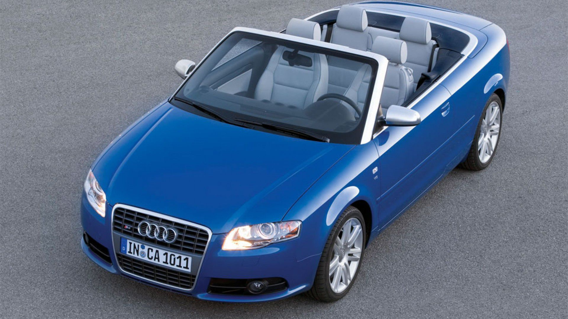 Audi S4 (2006 to 2008)