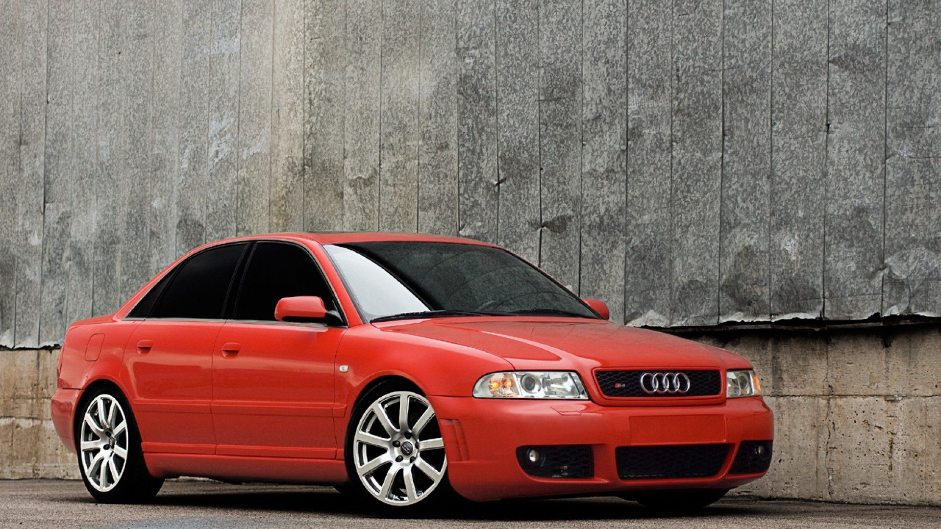Audi S4 Quattro 1997 To 2002 187 Definitive List Cars