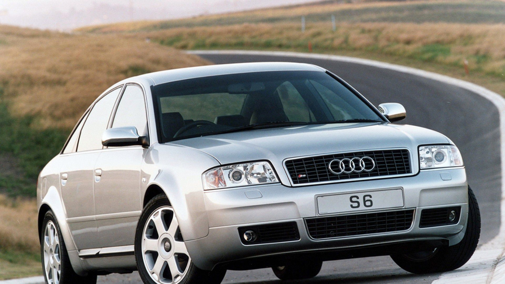 Audi S6 (1999 to 2004)