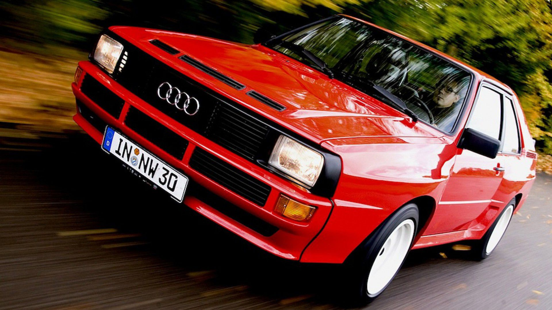 Audi Sport Quattro 1983 To 1984 187 Definitive List Cars