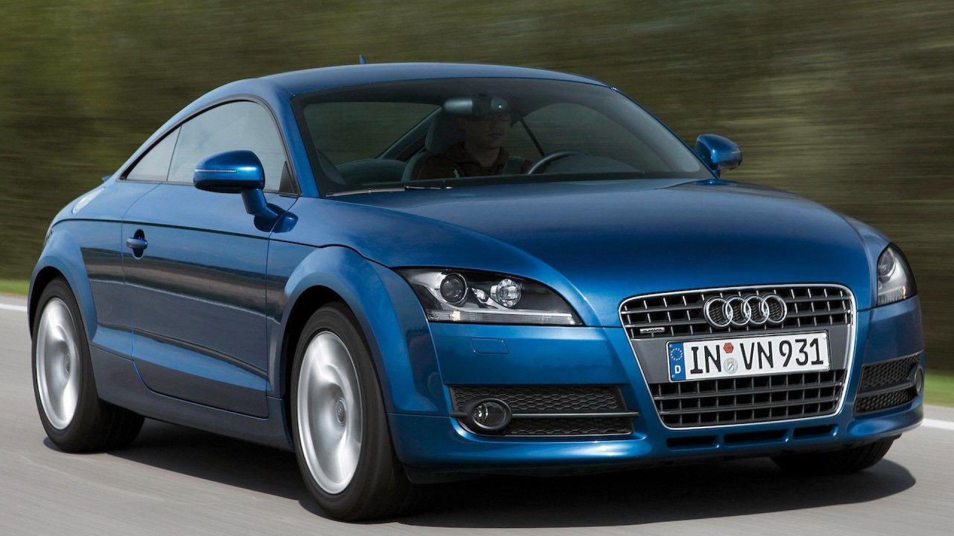 Audi TT 2.0 TDI quattro (2008 to Present)