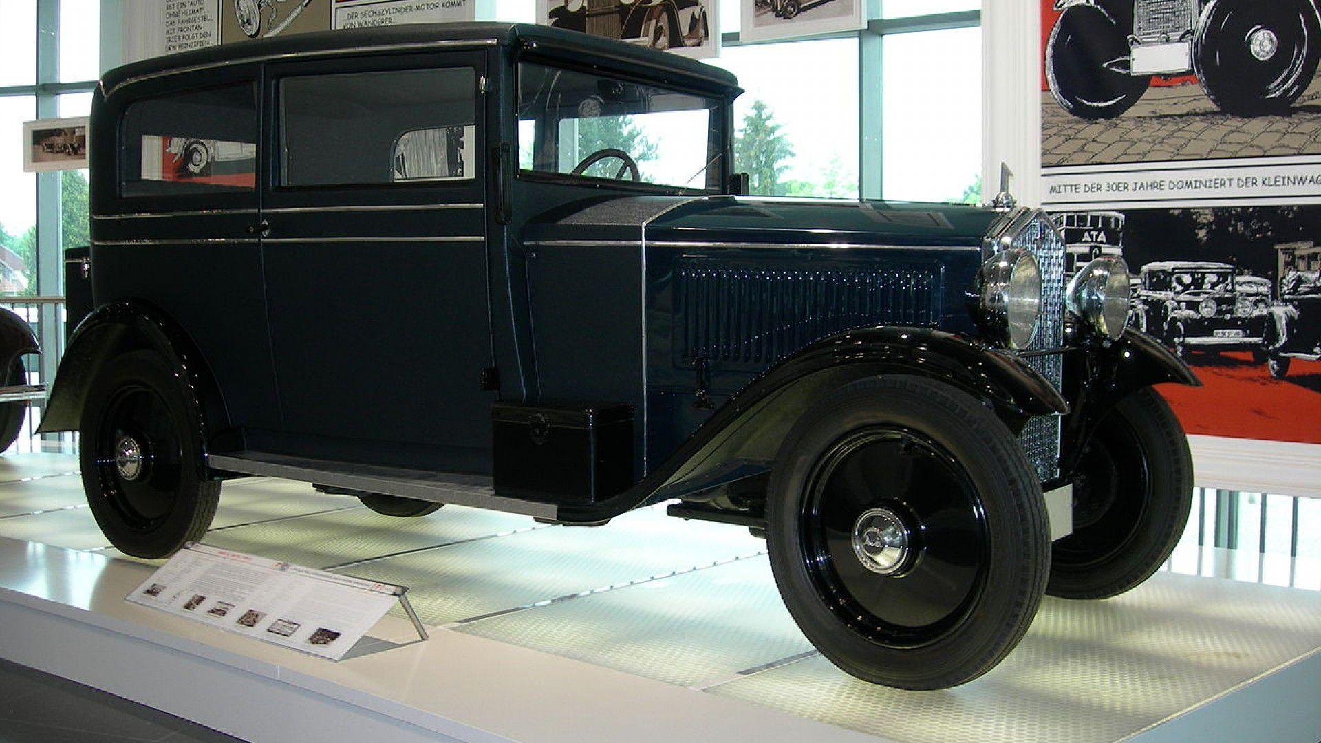 Audi Type P