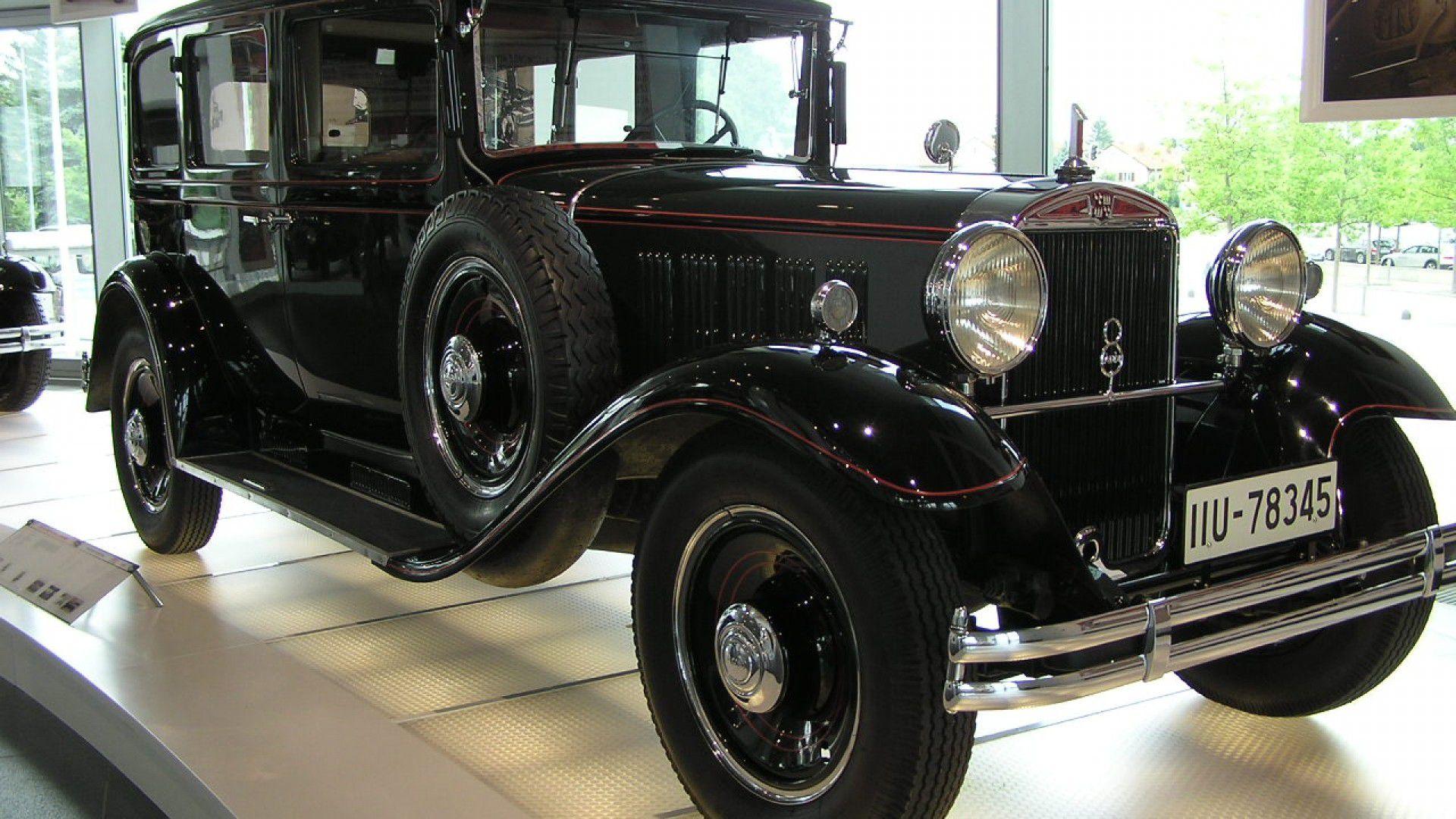 Audi Type S/SS