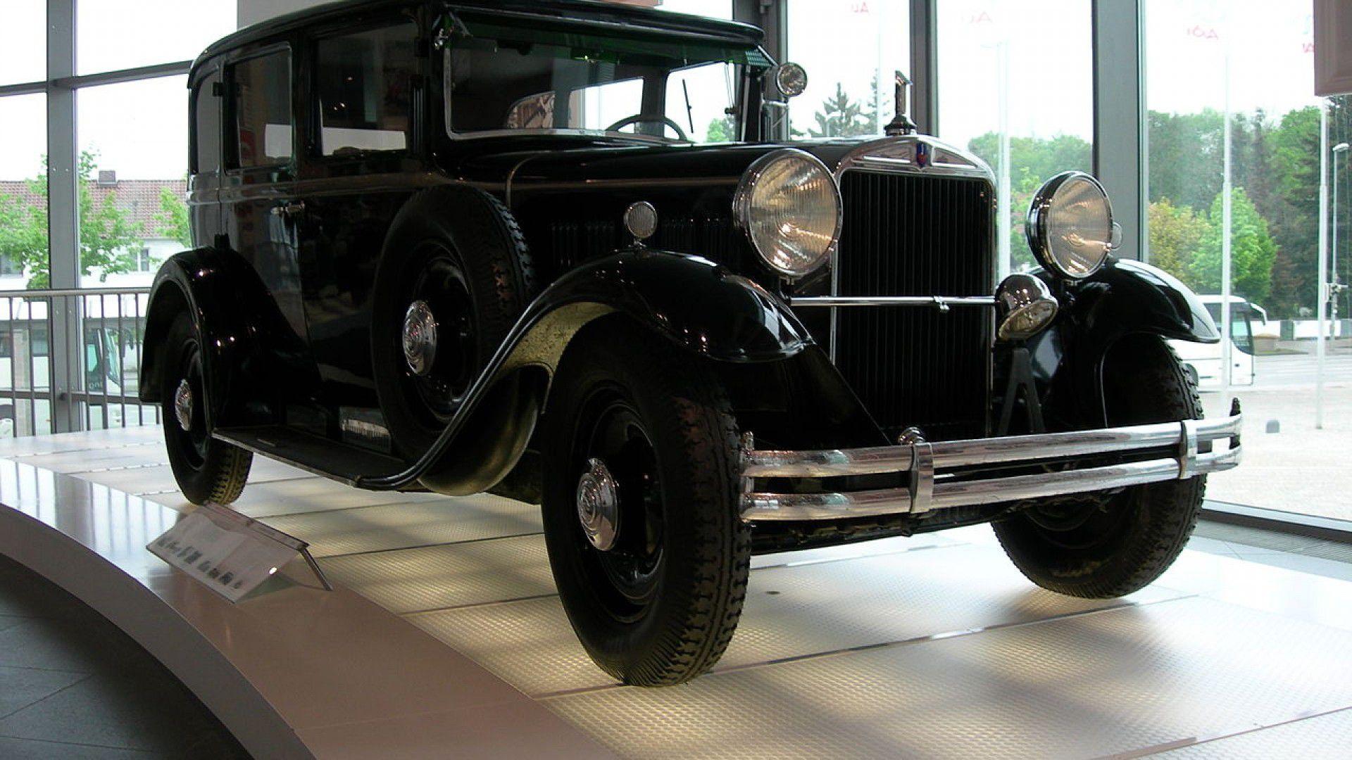Audi Type T