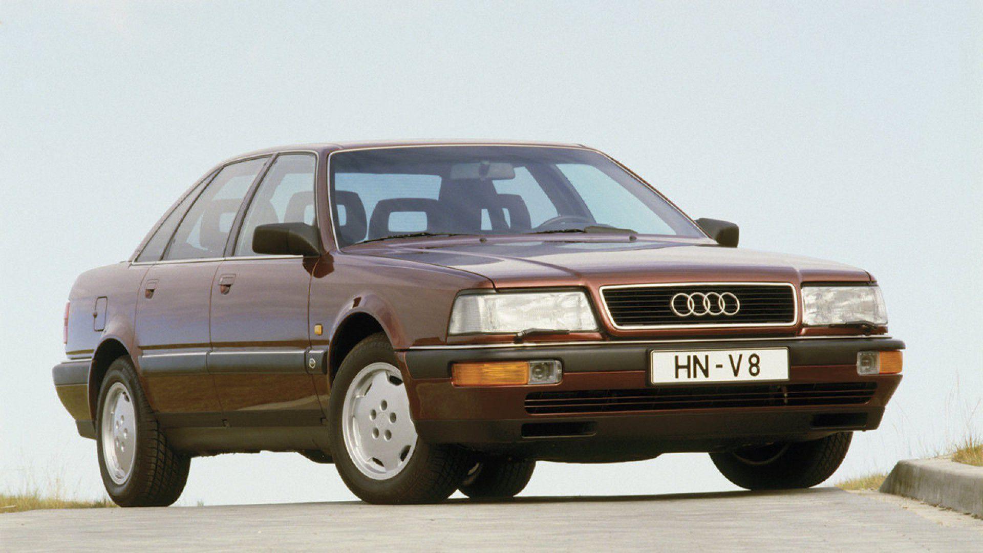 Audi V8 (1988 to 1995)