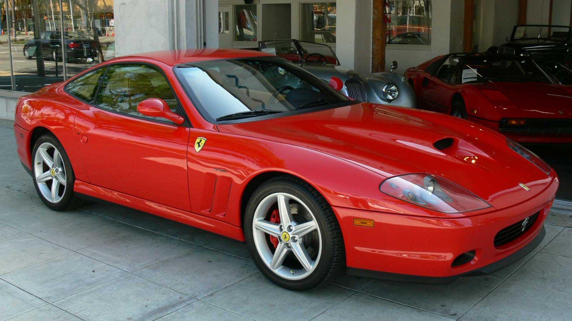 Ferrari 208/308/328 GTB/GTS