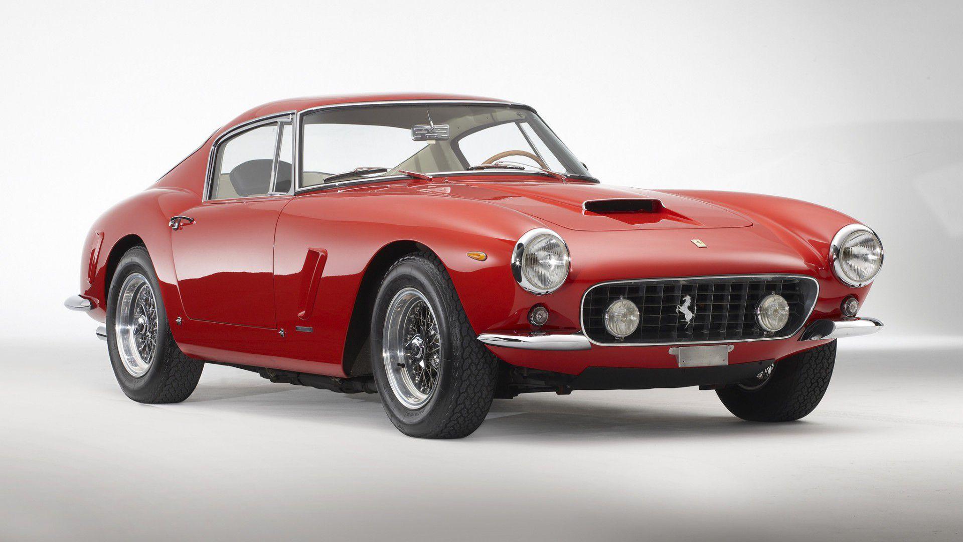 Ferrari 250 GT Berlinetta/Cabriolet/California Spider/SWB