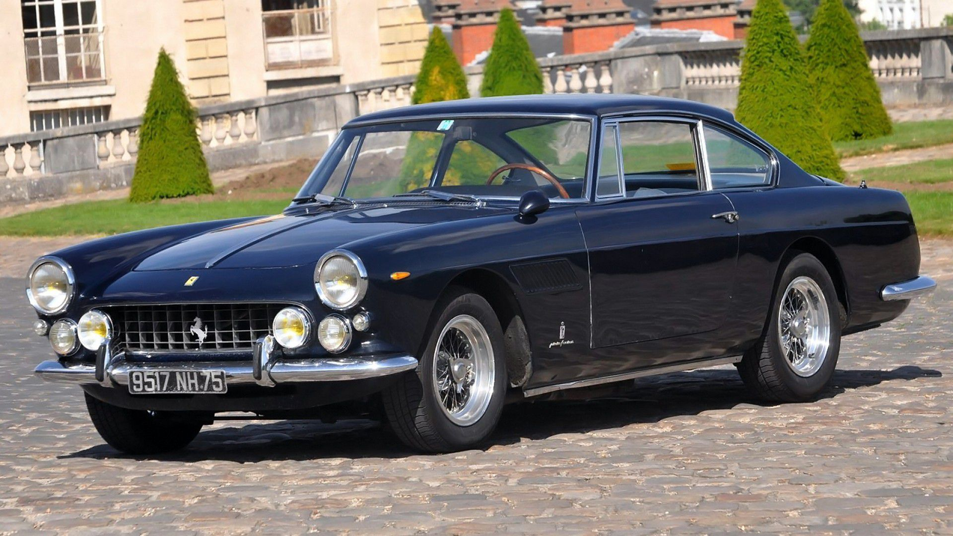 Ferrari 250 Gt E 2 2 187 Definitive List Cars