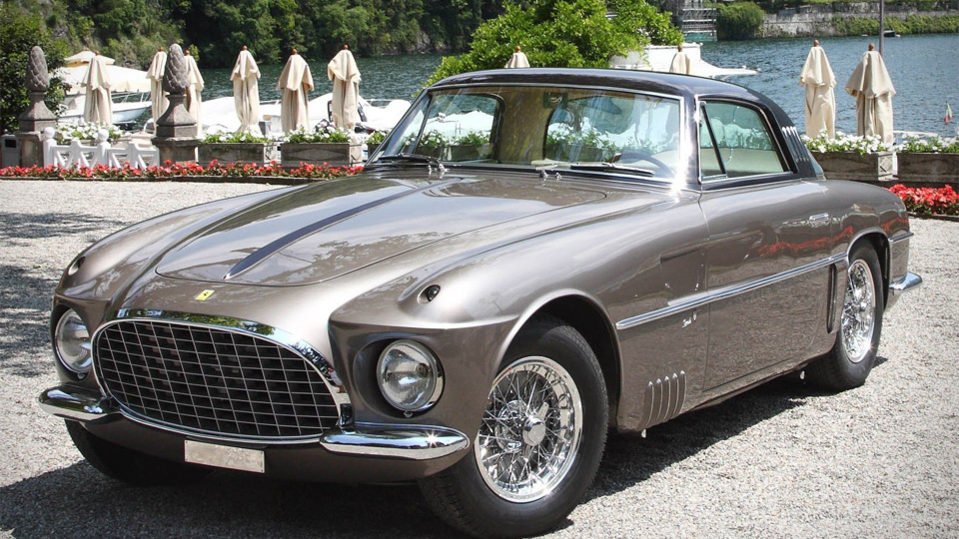 Ferrari 250 S Vignale Coupe 187 Definitive List Cars