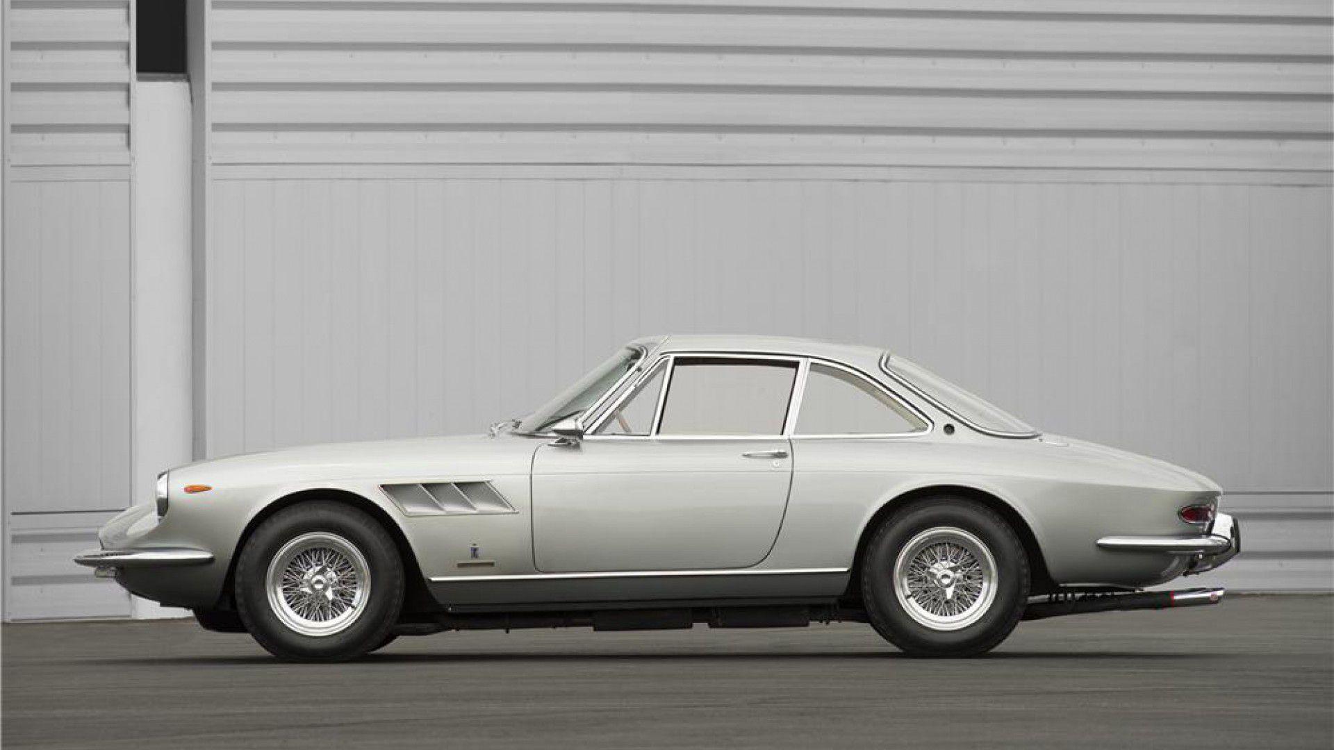 Ferrari 330 GTC Coupe