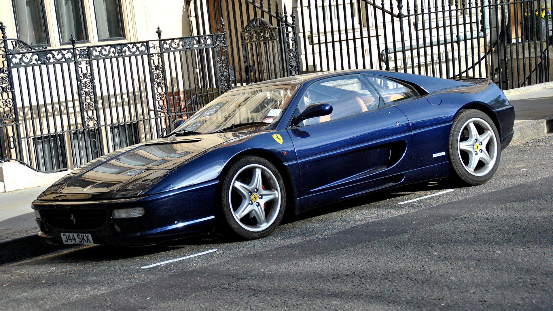 Ferrari 348 GTB, GTS & Spider
