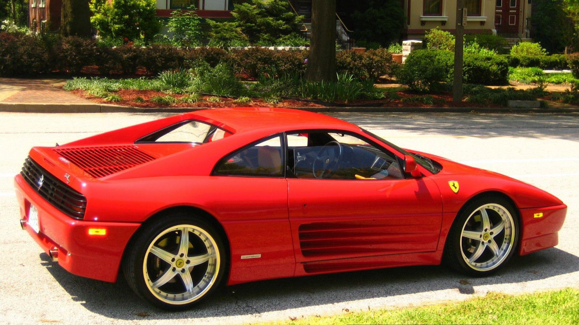 ferrari 348 pictures posters news and videos on your pursuit hobbies interests and worries. Black Bedroom Furniture Sets. Home Design Ideas