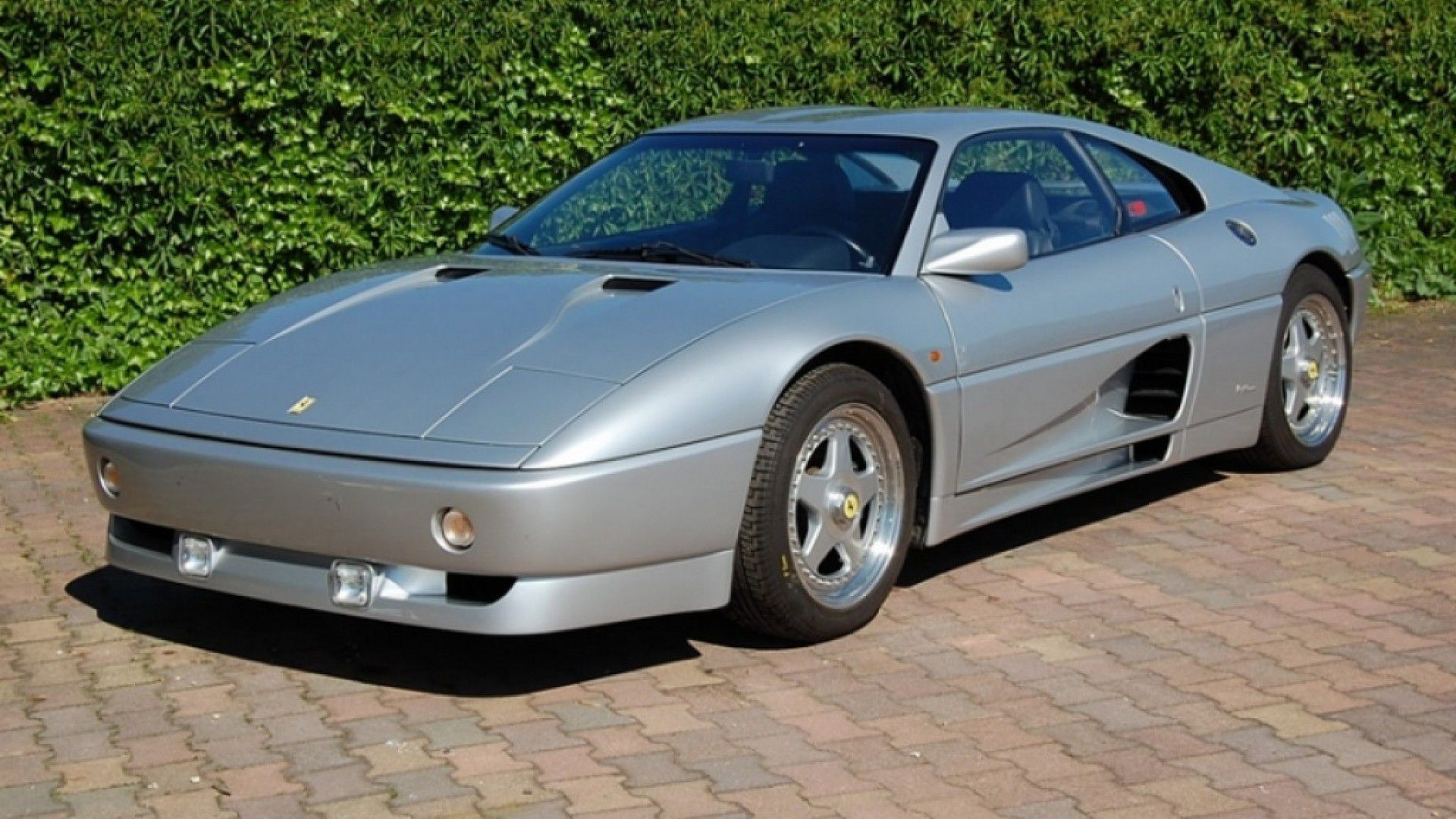 Ferrari 348 Zagato Elaborazione 187 Definitive List Cars