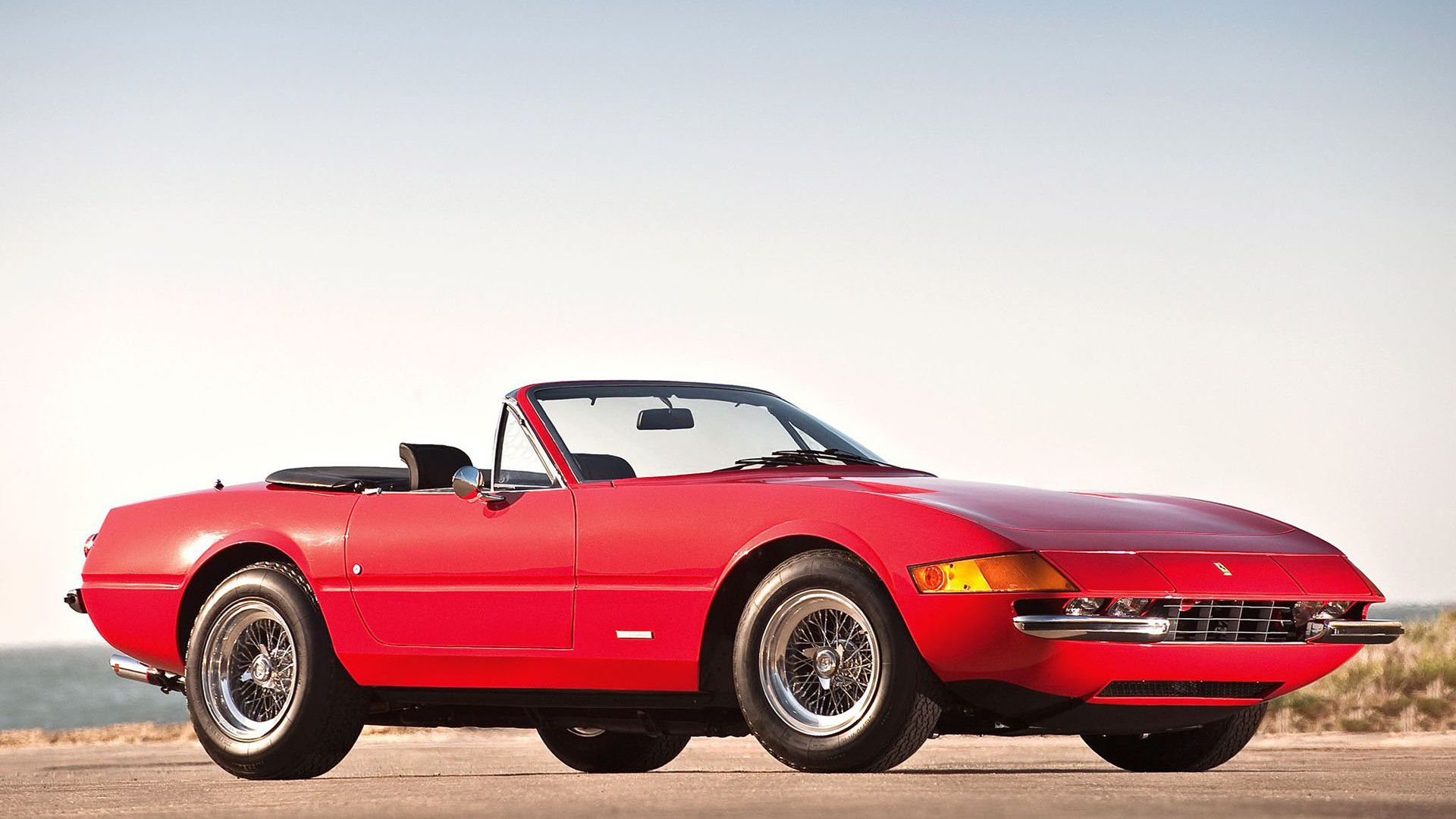 Ferrari 365 Daytona 187 Definitive List Cars