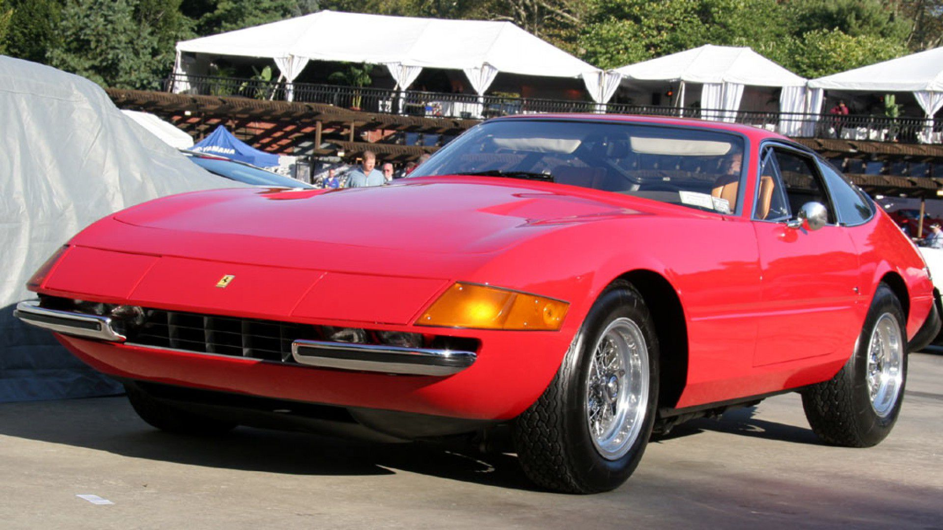 Ferrari 365 GTB/4 Coupe