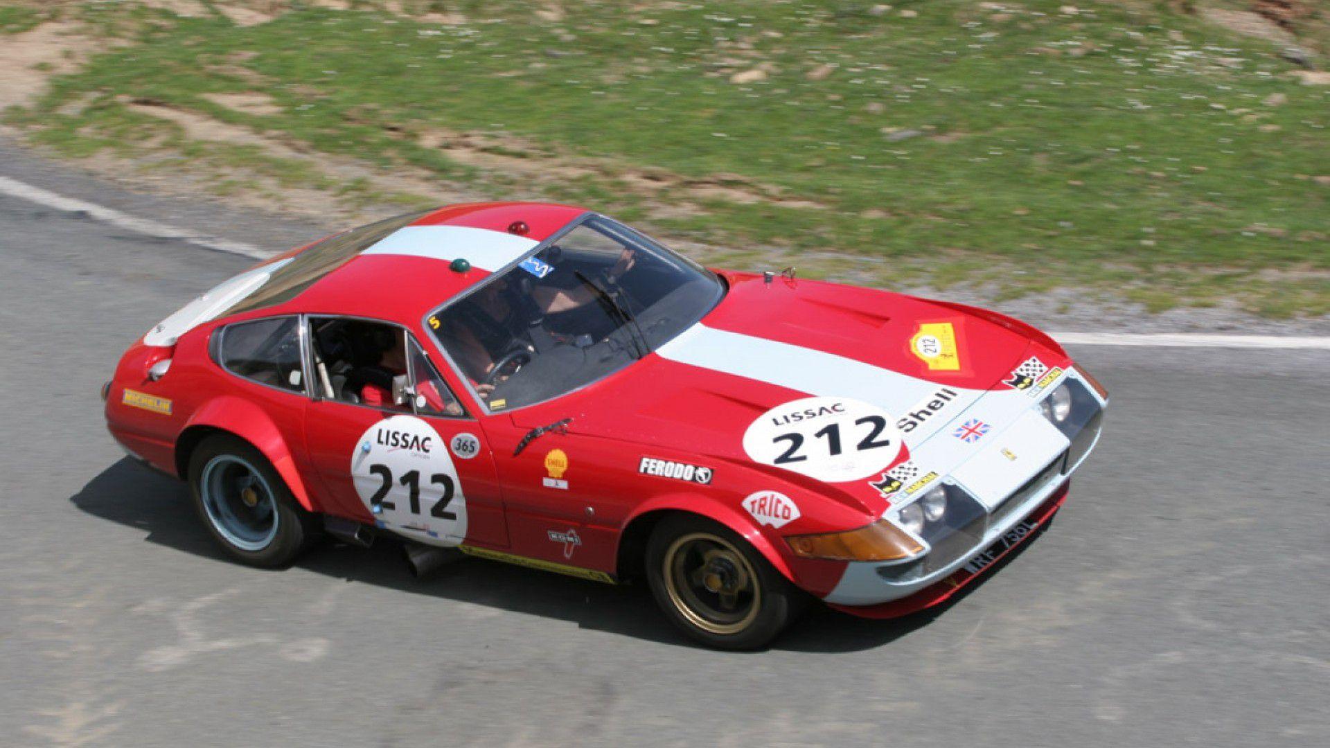 Ferrari 365 GTB/4 Daytona Competizione Spider