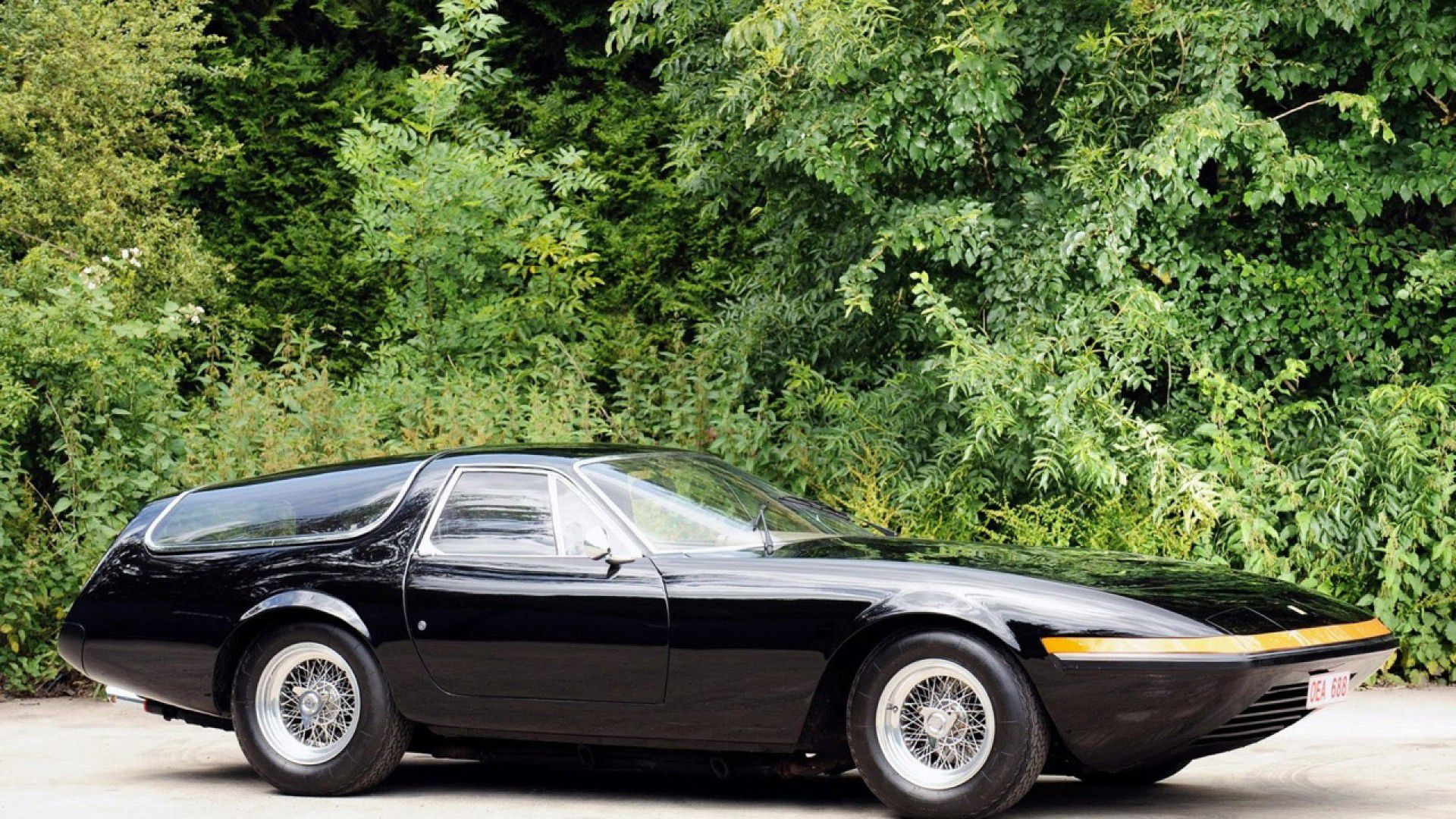 Ferrari 365 GTB/4 Shooting Break