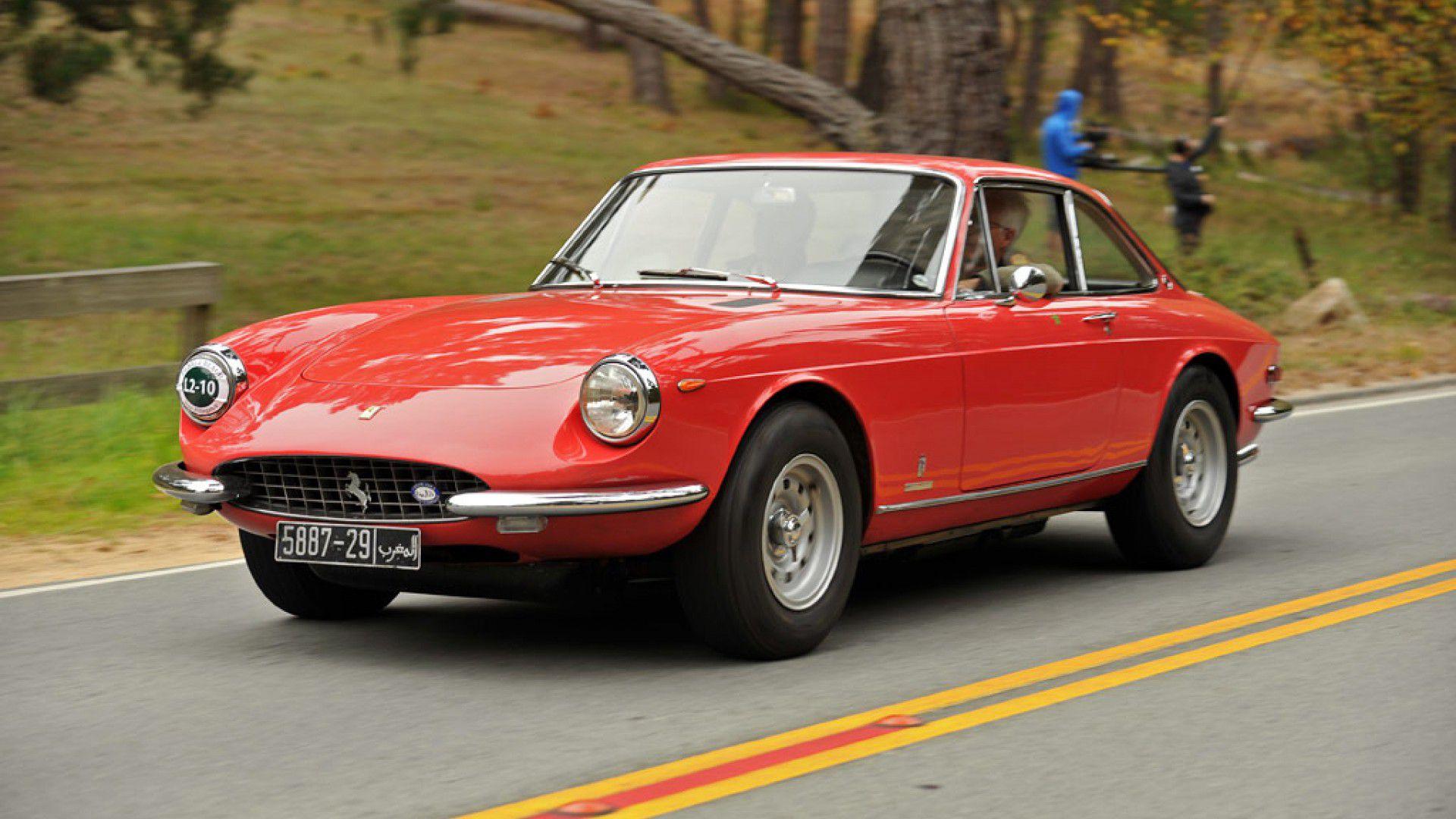 Ferrari 365 GTC Coupe