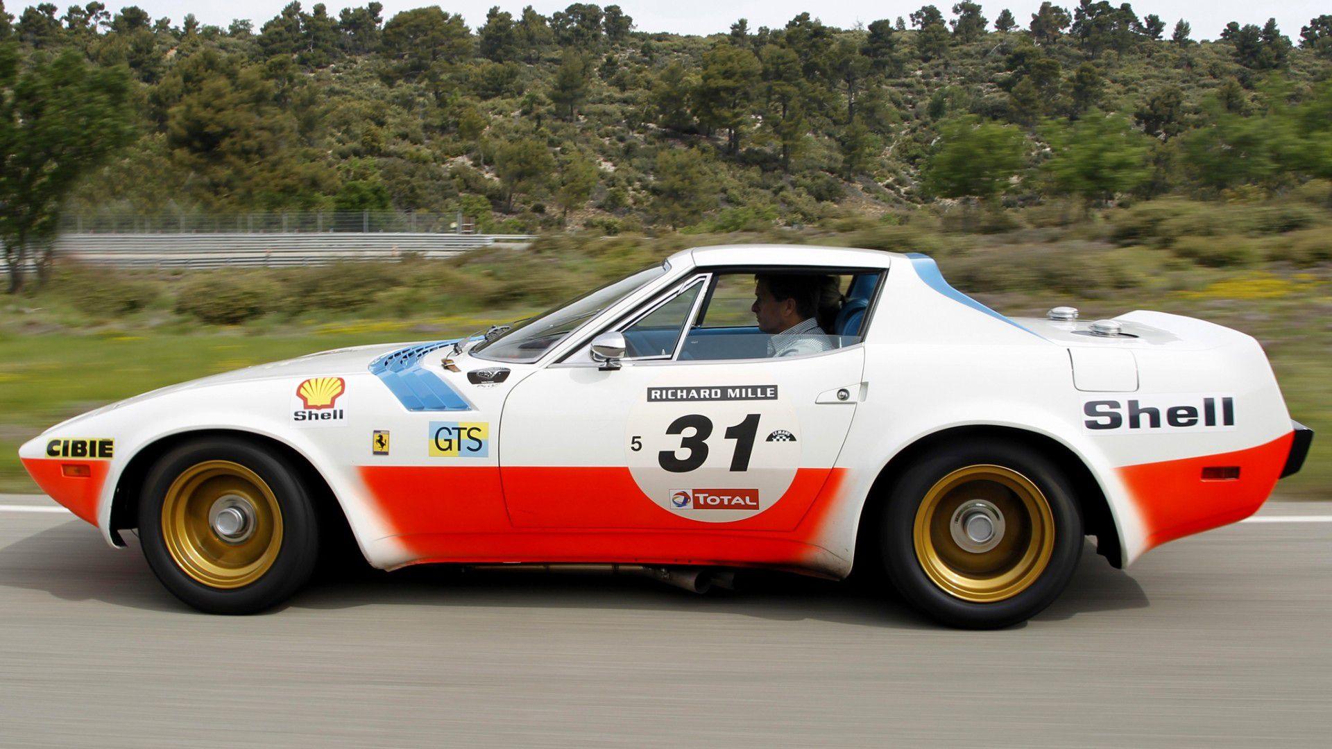 Ferrari 365 GTS/4 Michelotti NART Spider