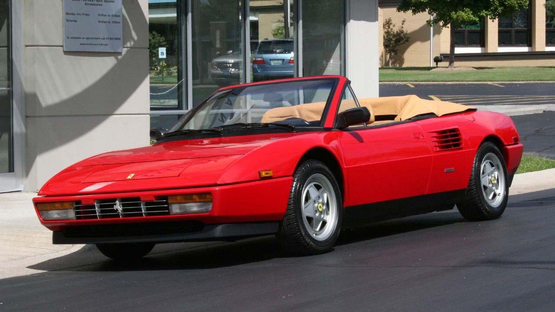Ferrari 3.2 Mondial Coupe & 3.2 Mondial Cabriolet